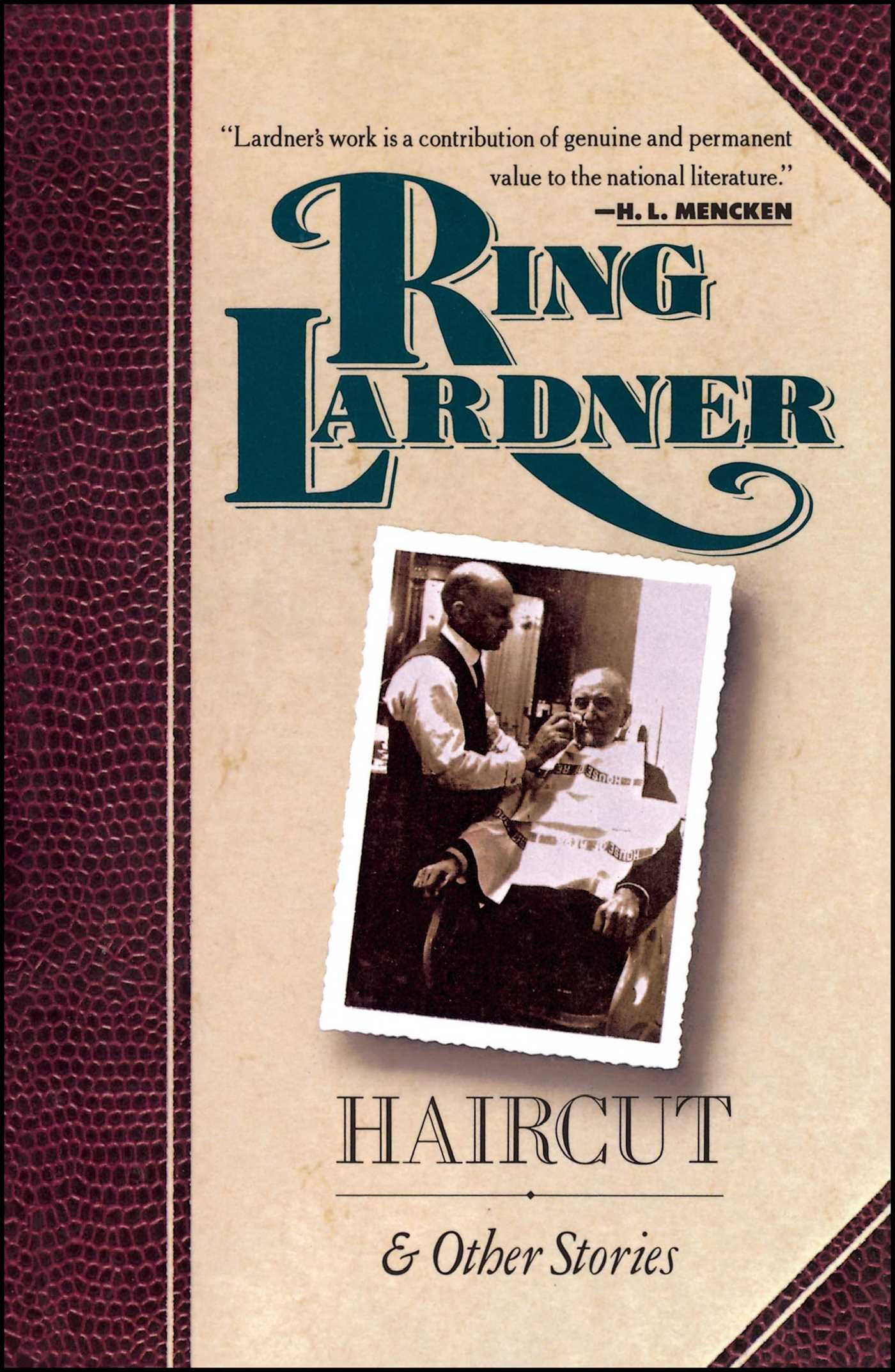 Haircut And Other Stories Book By Ring Lardner Official