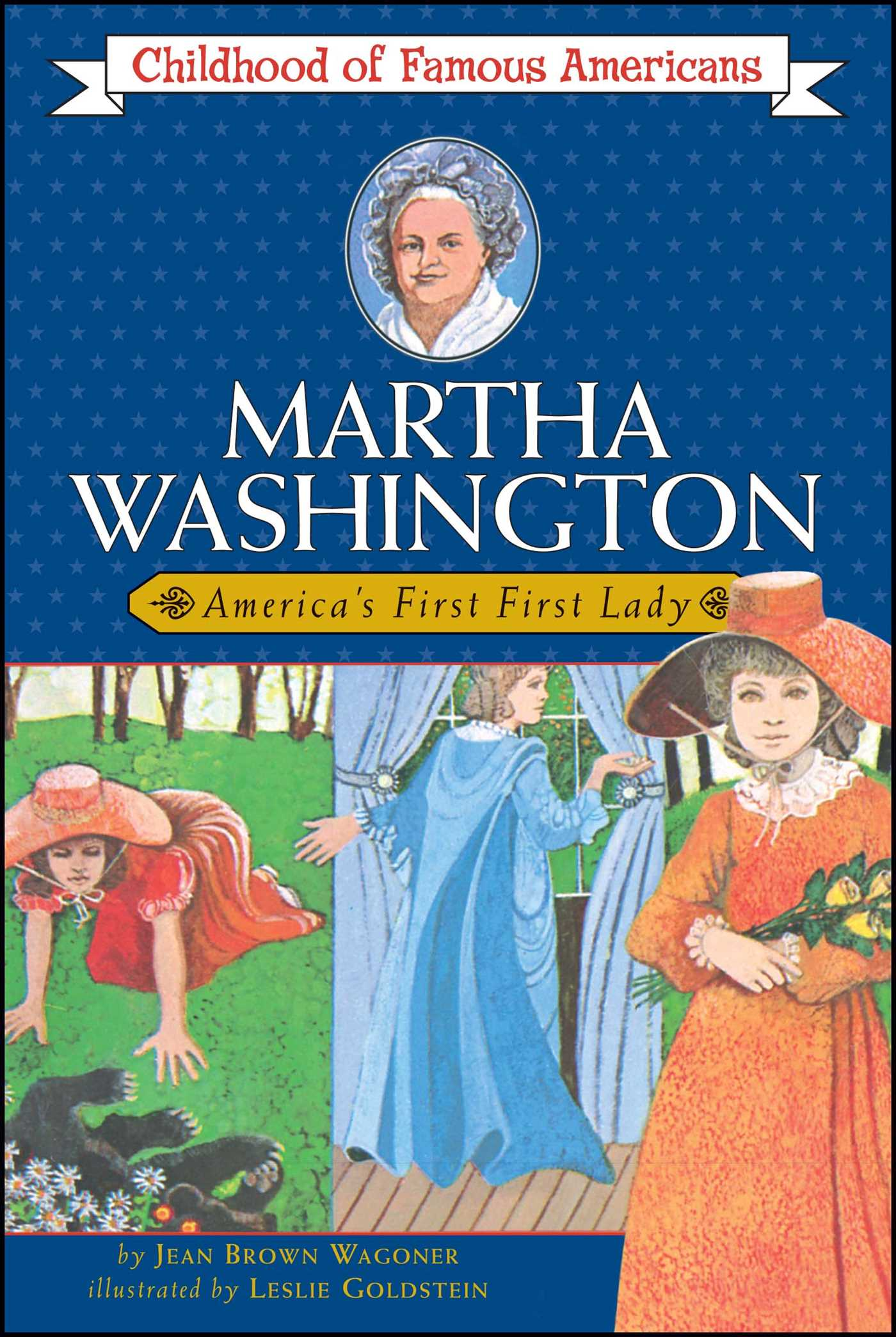 Martha washington 9780020421603 hr