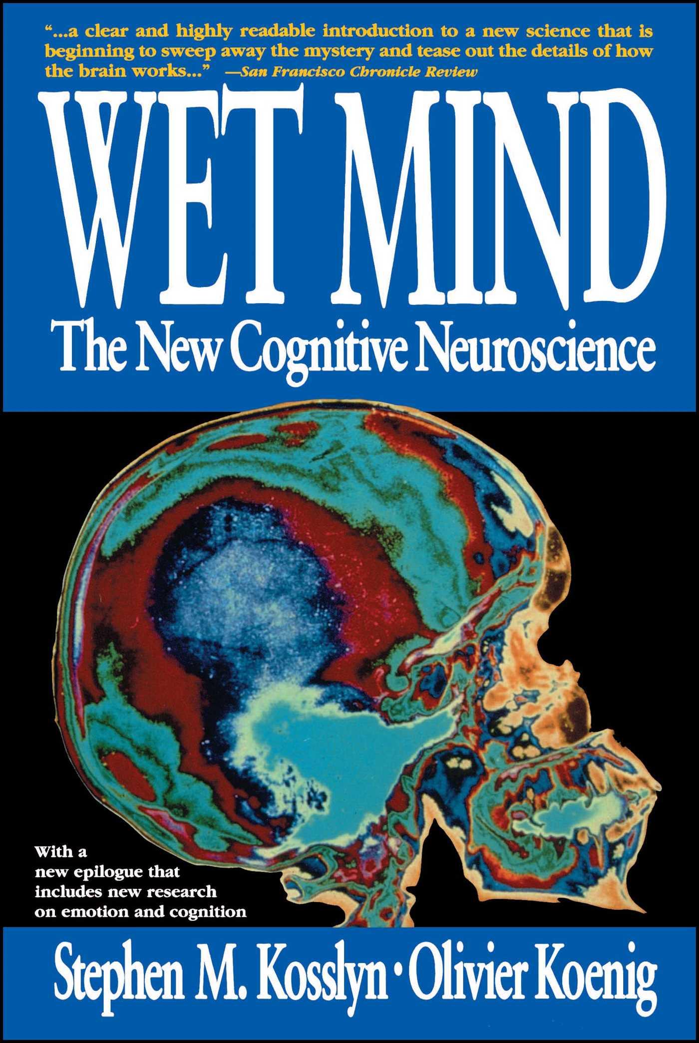 Wet mind 9780028740850 hr