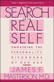 Search for the real self book by james f masterson official search for the real self fandeluxe Gallery