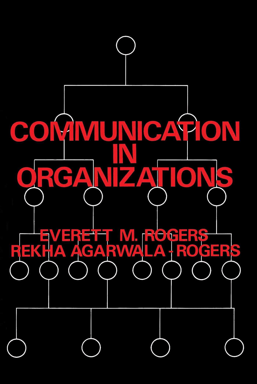 Communication in organizations 9780029267103 hr