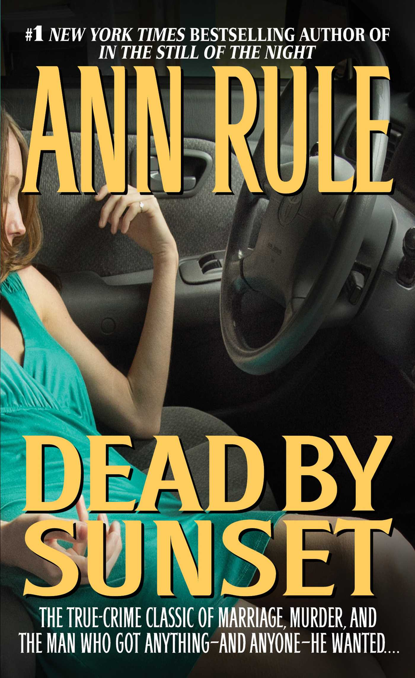 Dead by sunset 9780671001131 hr