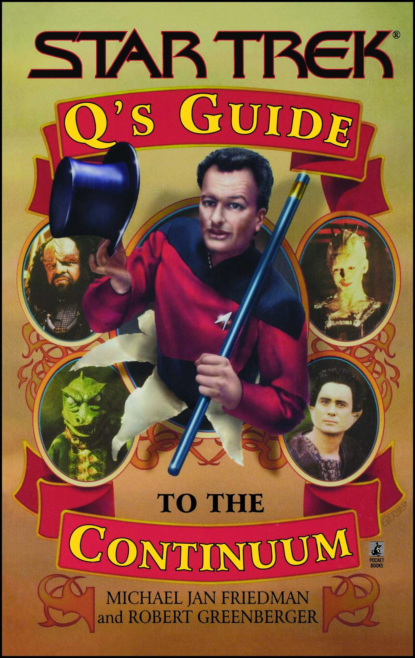 Qs guide to the continuum 9780671019488 hr