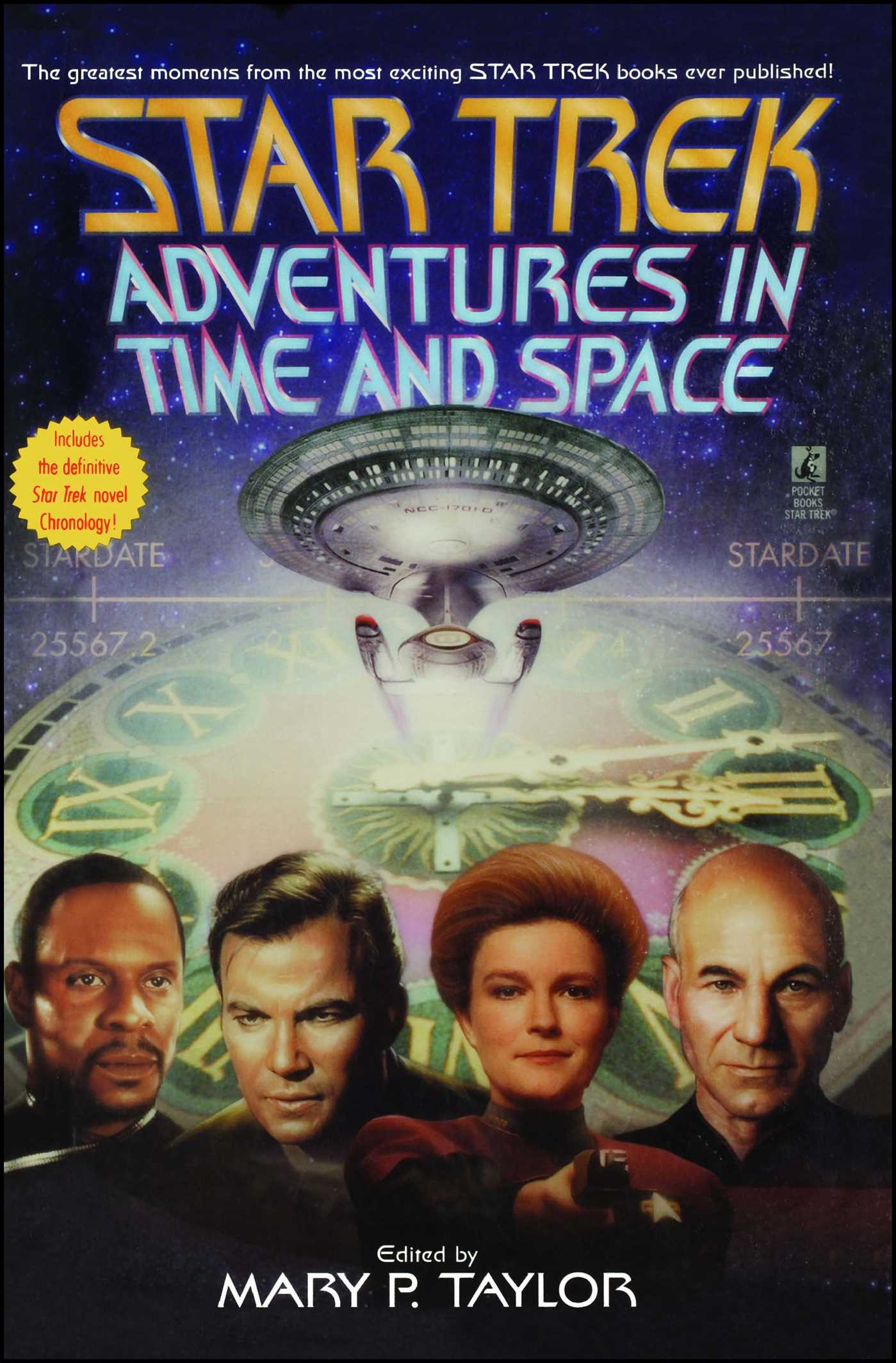 Adventures in time and space 9780671034153 hr