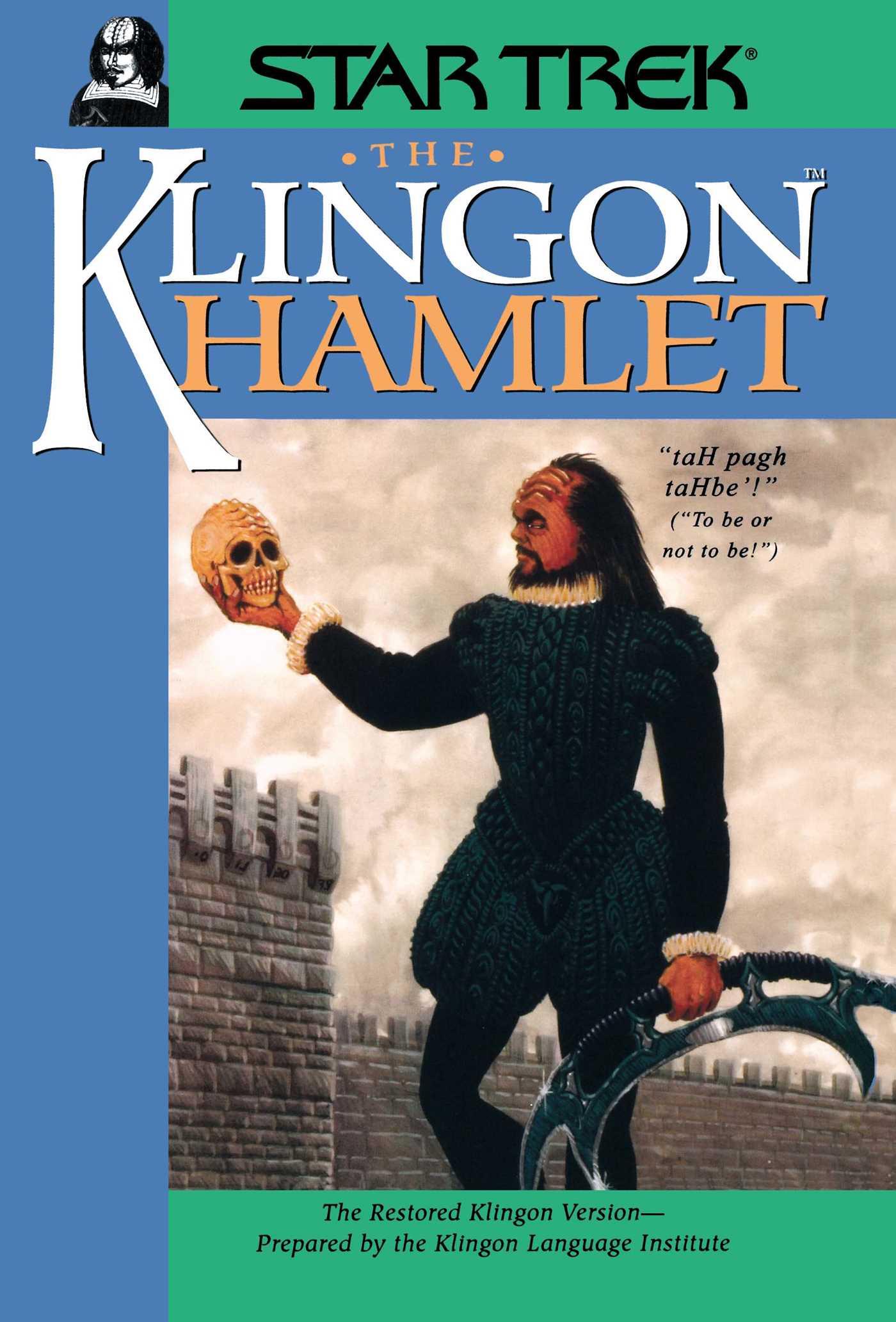 The klingon hamlet 9780671035785 hr