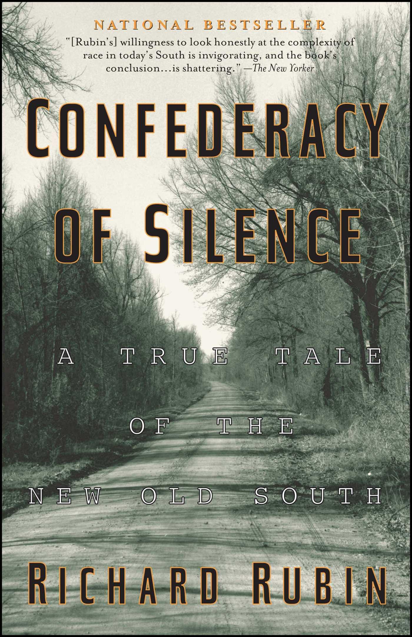 Confederacy of silence 9780671036676 hr