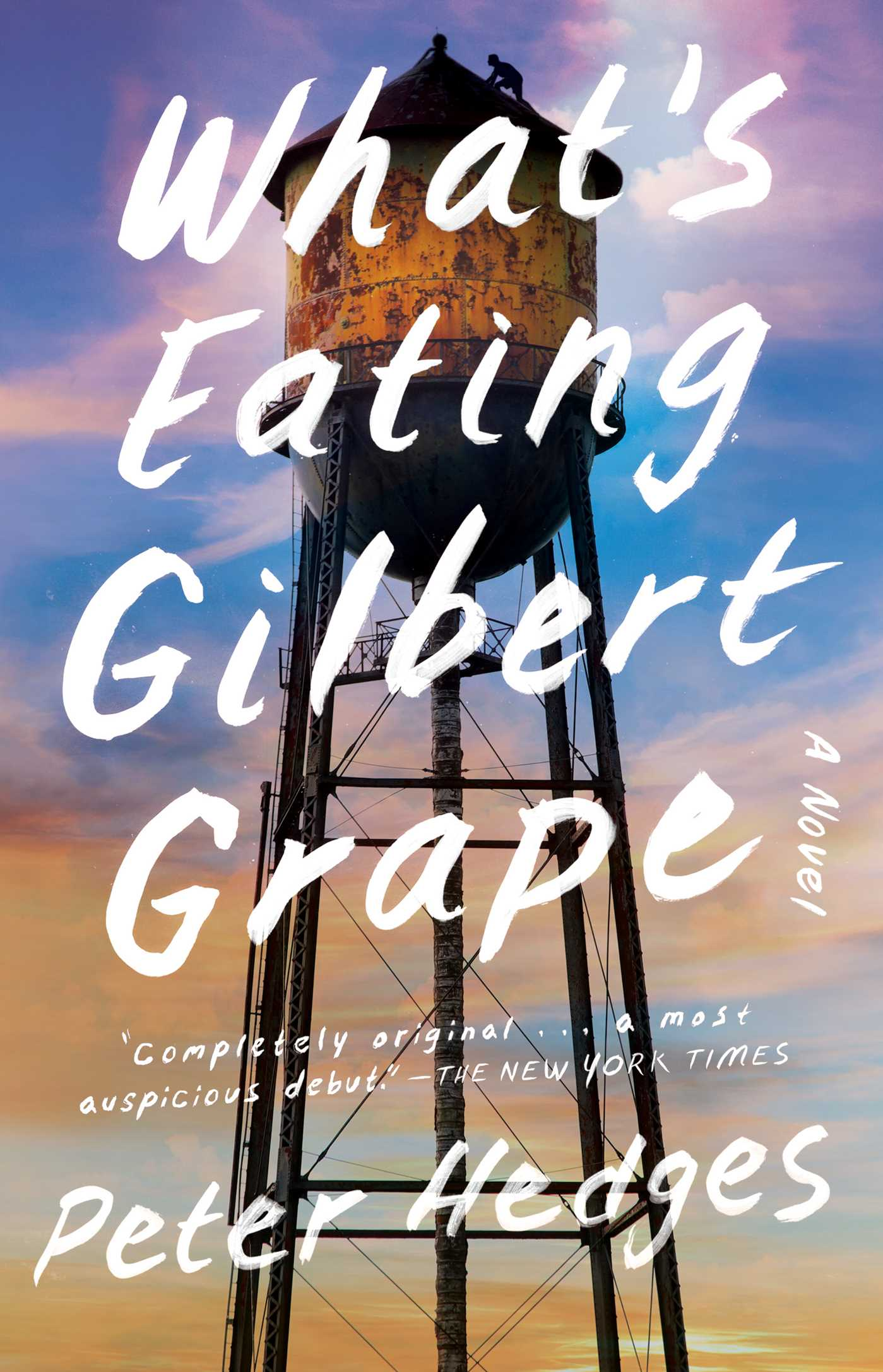 What's Eating Gilbert Grape | Book by Peter Hedges | Official