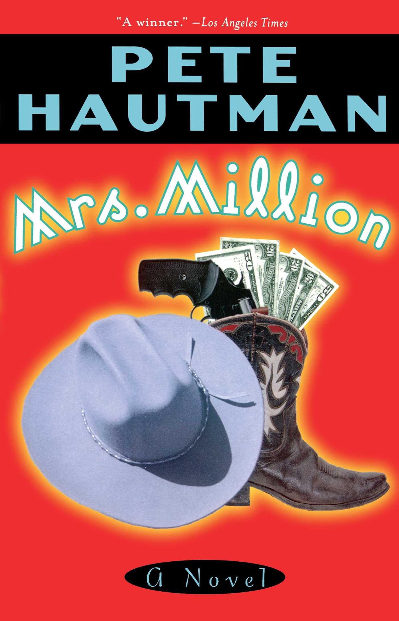 Mrs million 9780671038656 hr