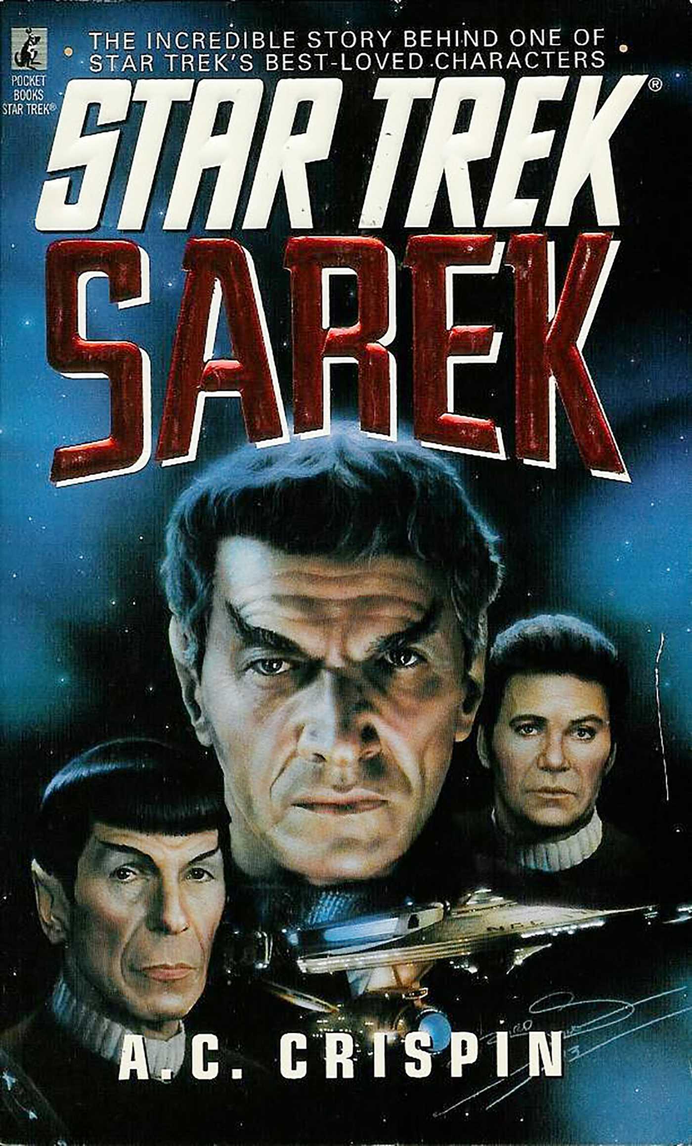 Sarek 9780671041120 hr