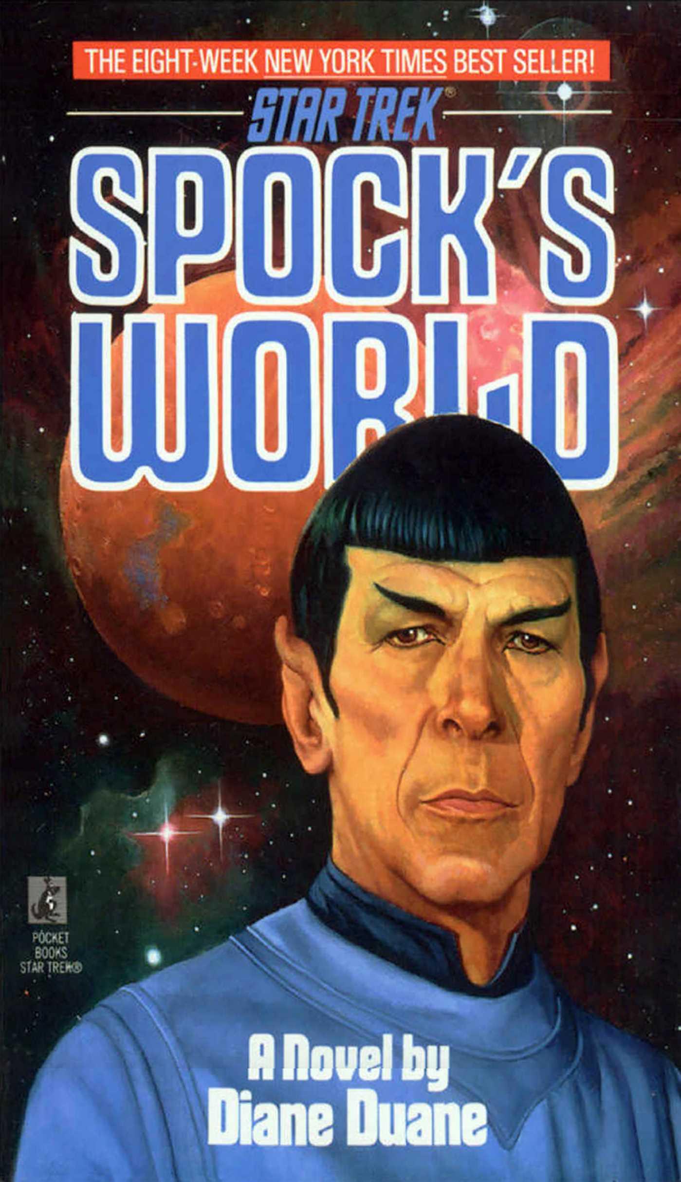 Spocks world 9780671041137 hr