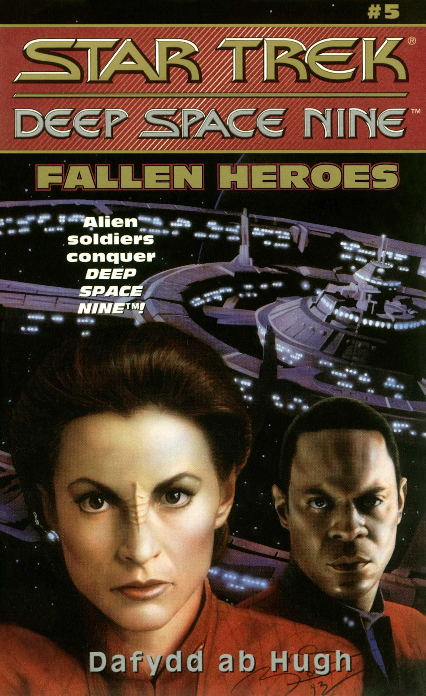 Fallen heroes 9780671041144 hr