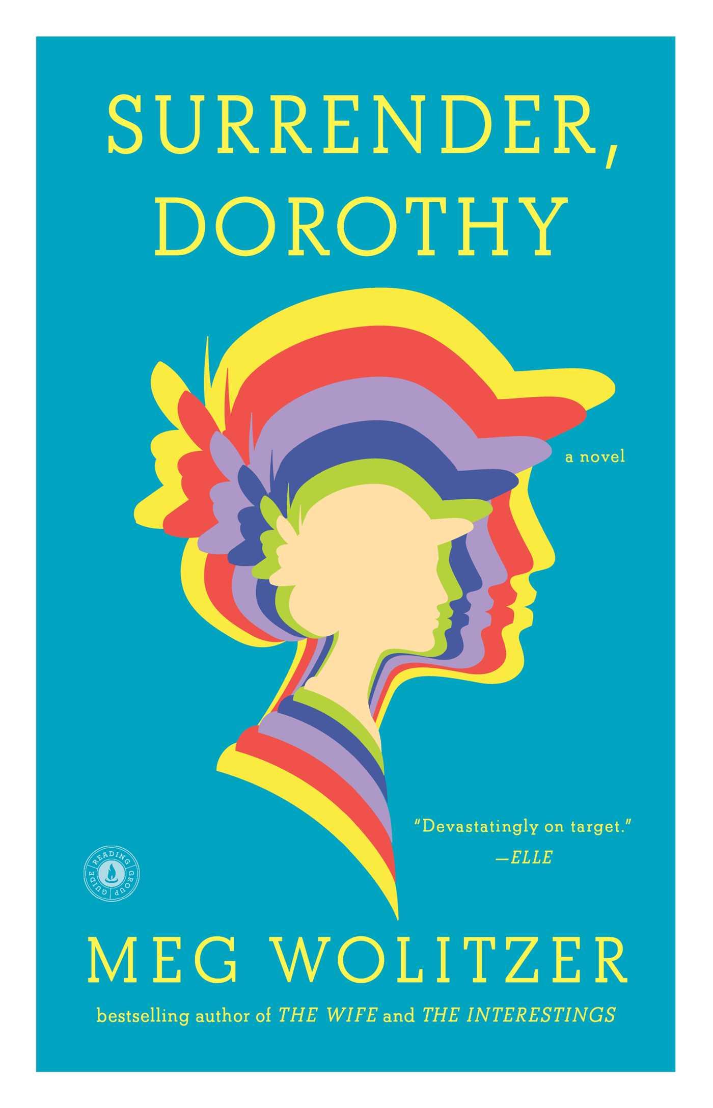 Book Cover Image (jpg): Surrender, Dorothy
