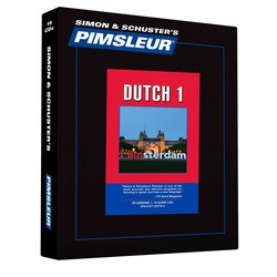 Pimsleur Dutch Level 1 CD