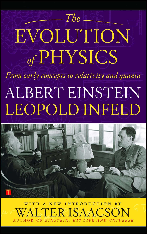 Evolution of physics 9780671201562 hr