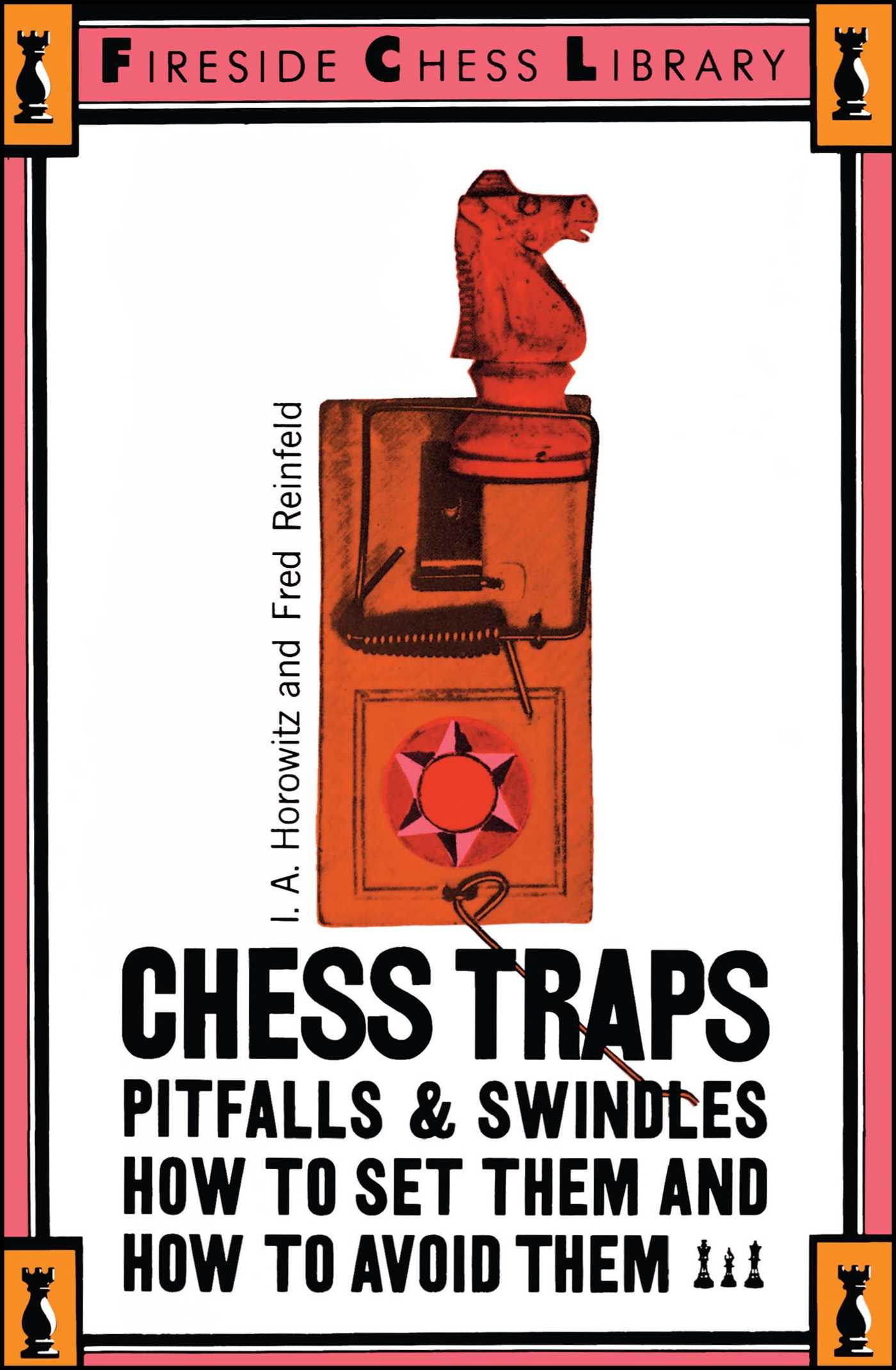 Chess traps 9780671210410 hr