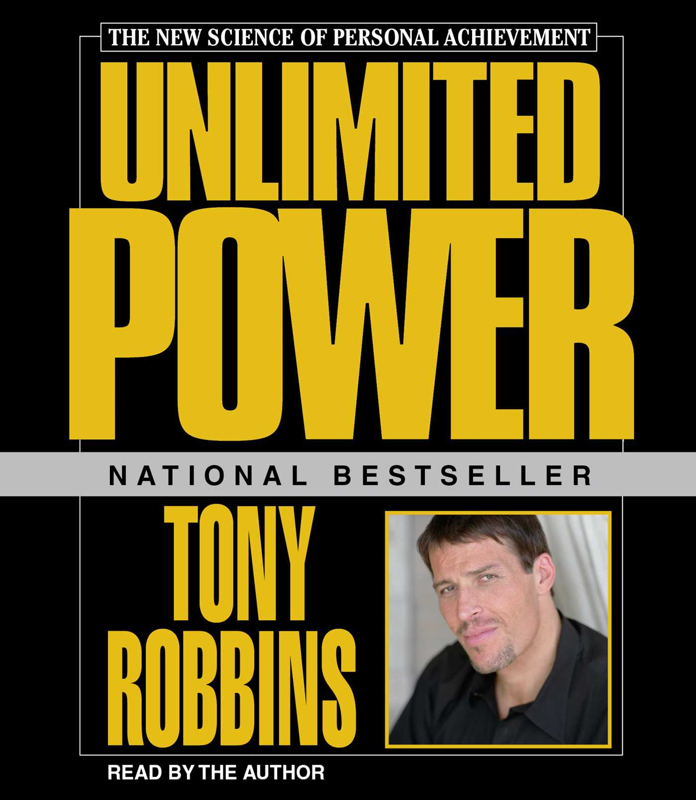 Unlimited Power Audiobook on CD by Tony Robbins | Official
