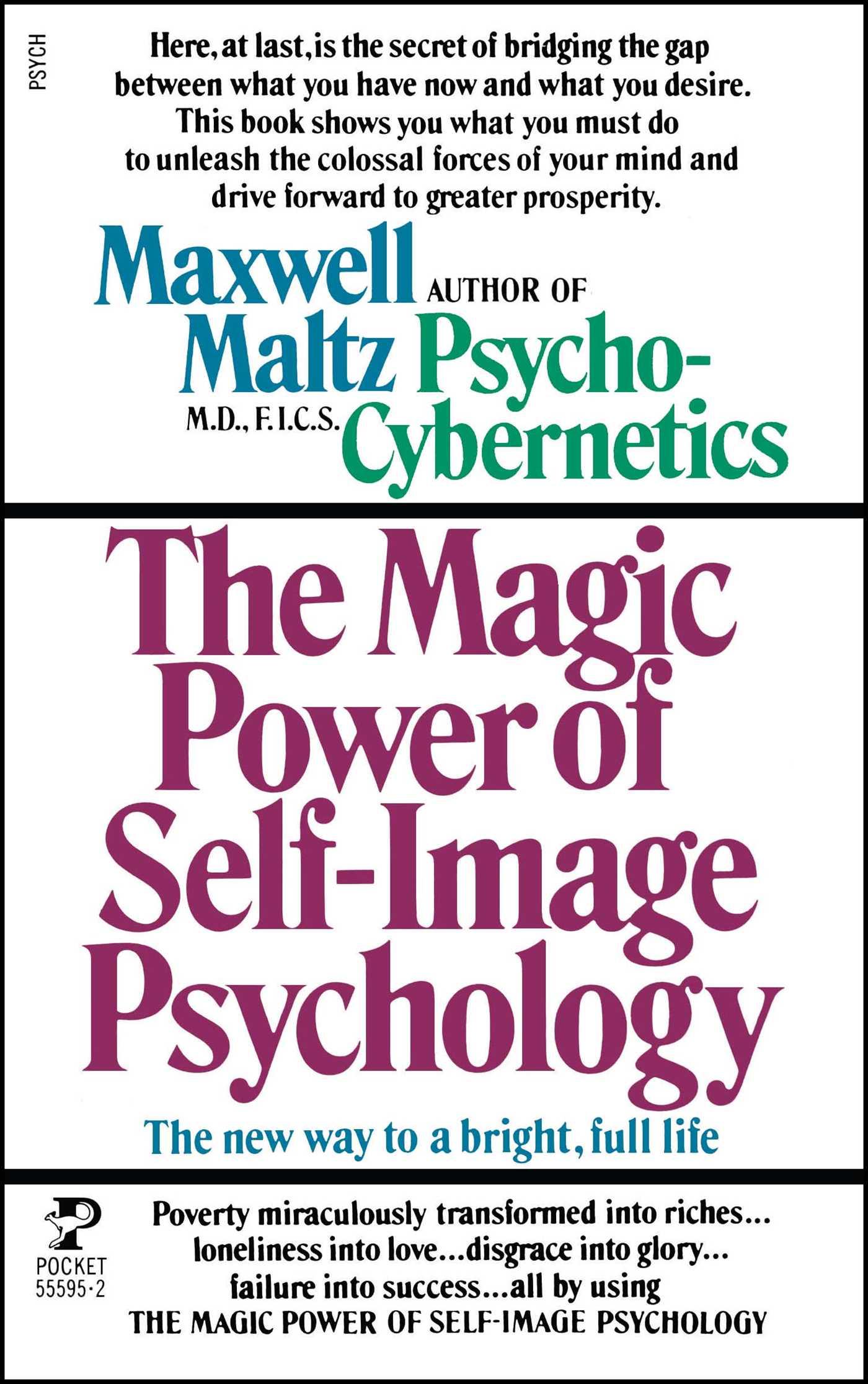 Power self image pyschology 9780671555955 hr