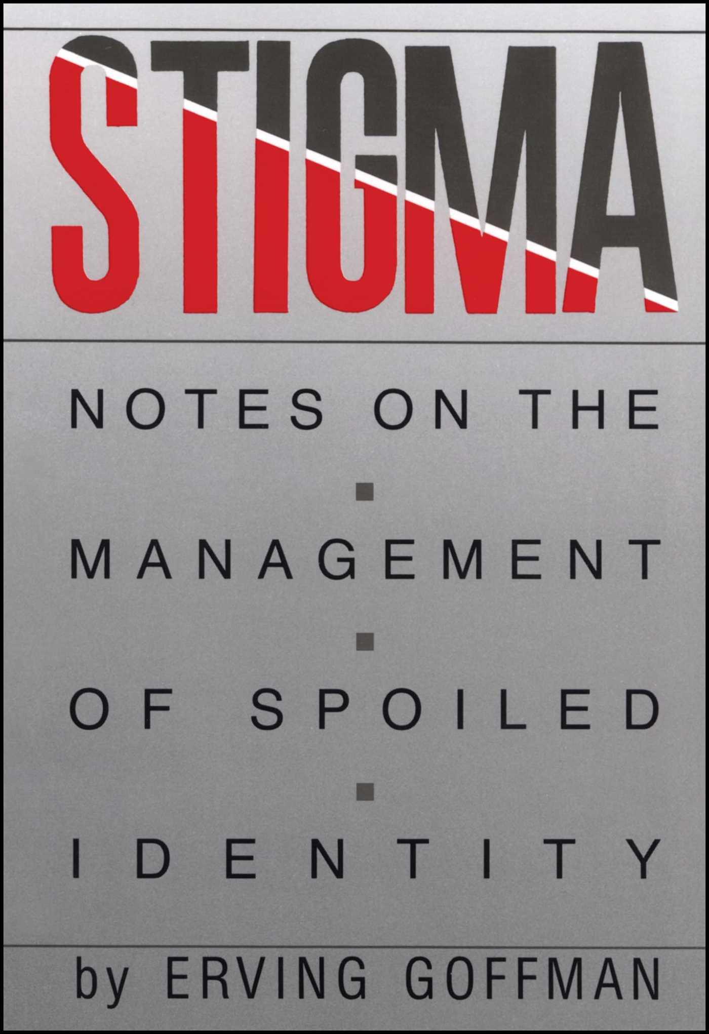 Stigma 9780671622442 hr