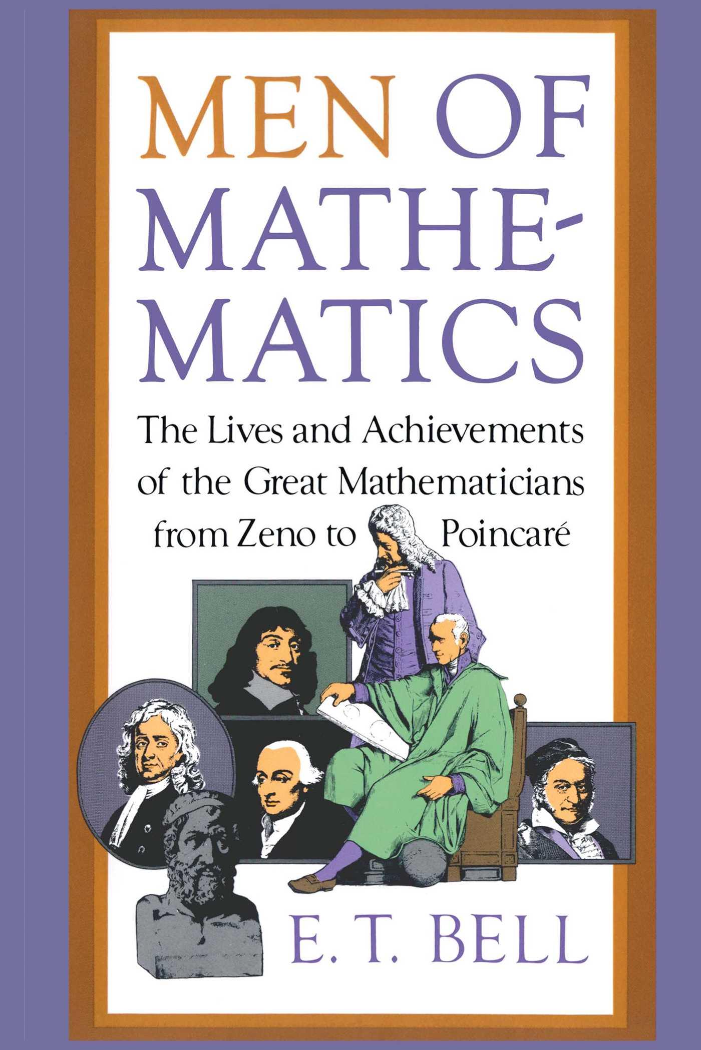 Men of mathematics 9780671628185 hr