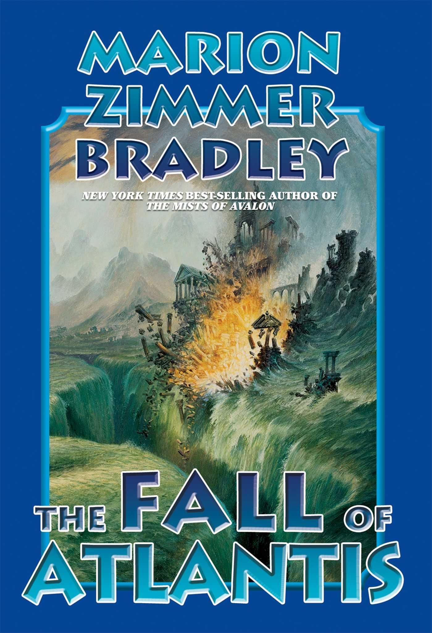 Fall of atlantis 9780671656157 hr