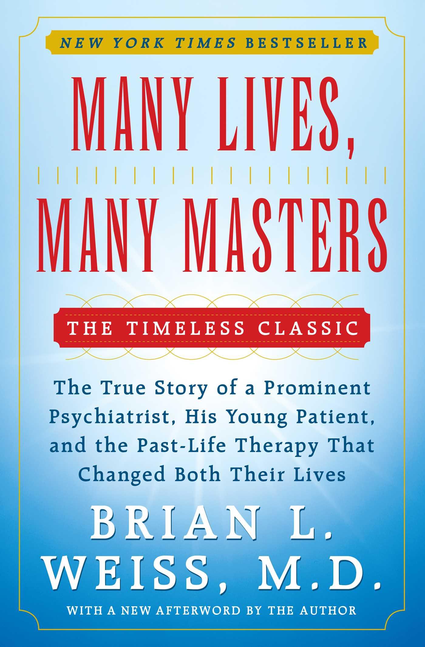 Many lives many masters 9780671657864 hr