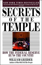 Secrets of the temple 9780671675561
