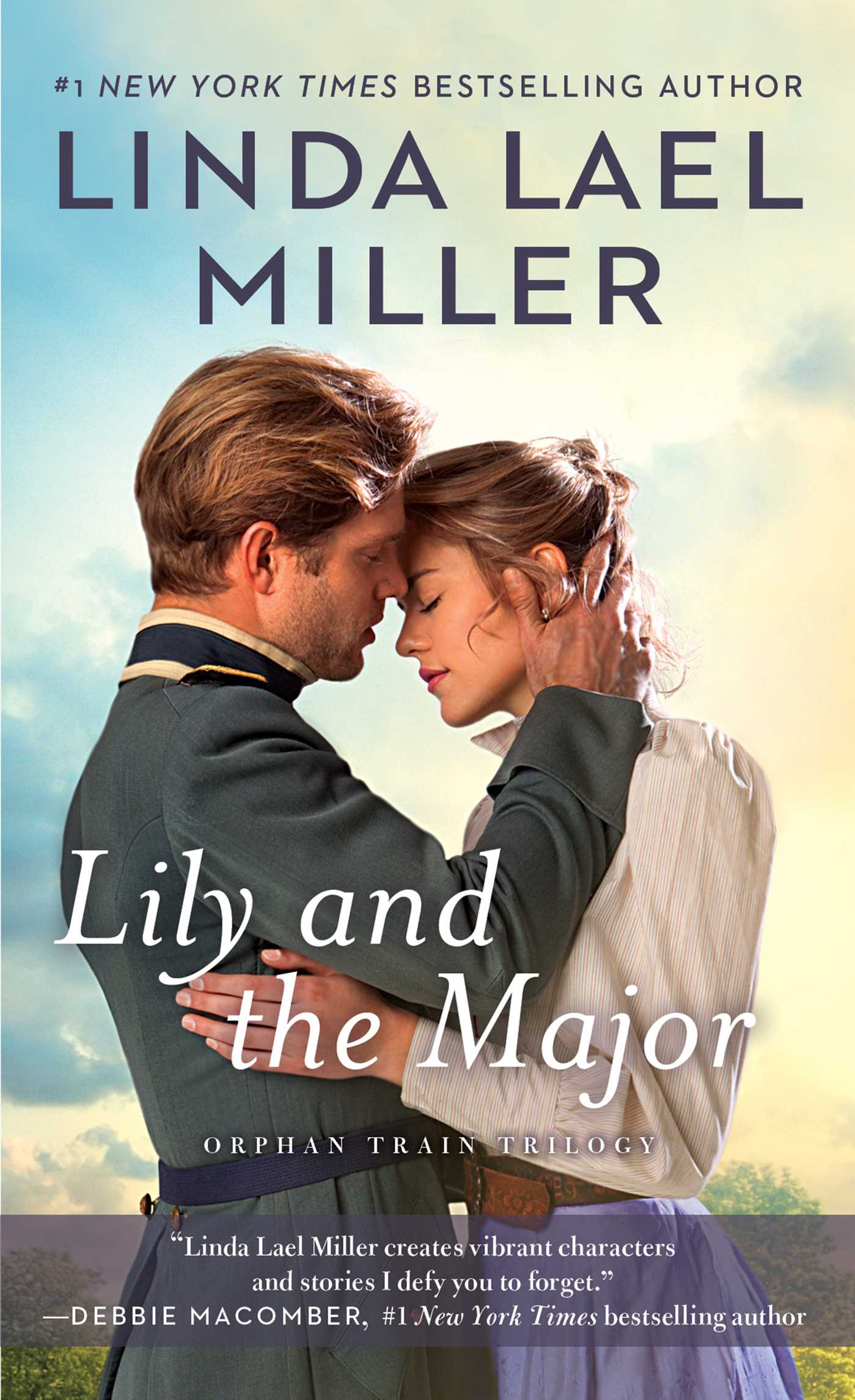Lily and the major 9780671676360 hr