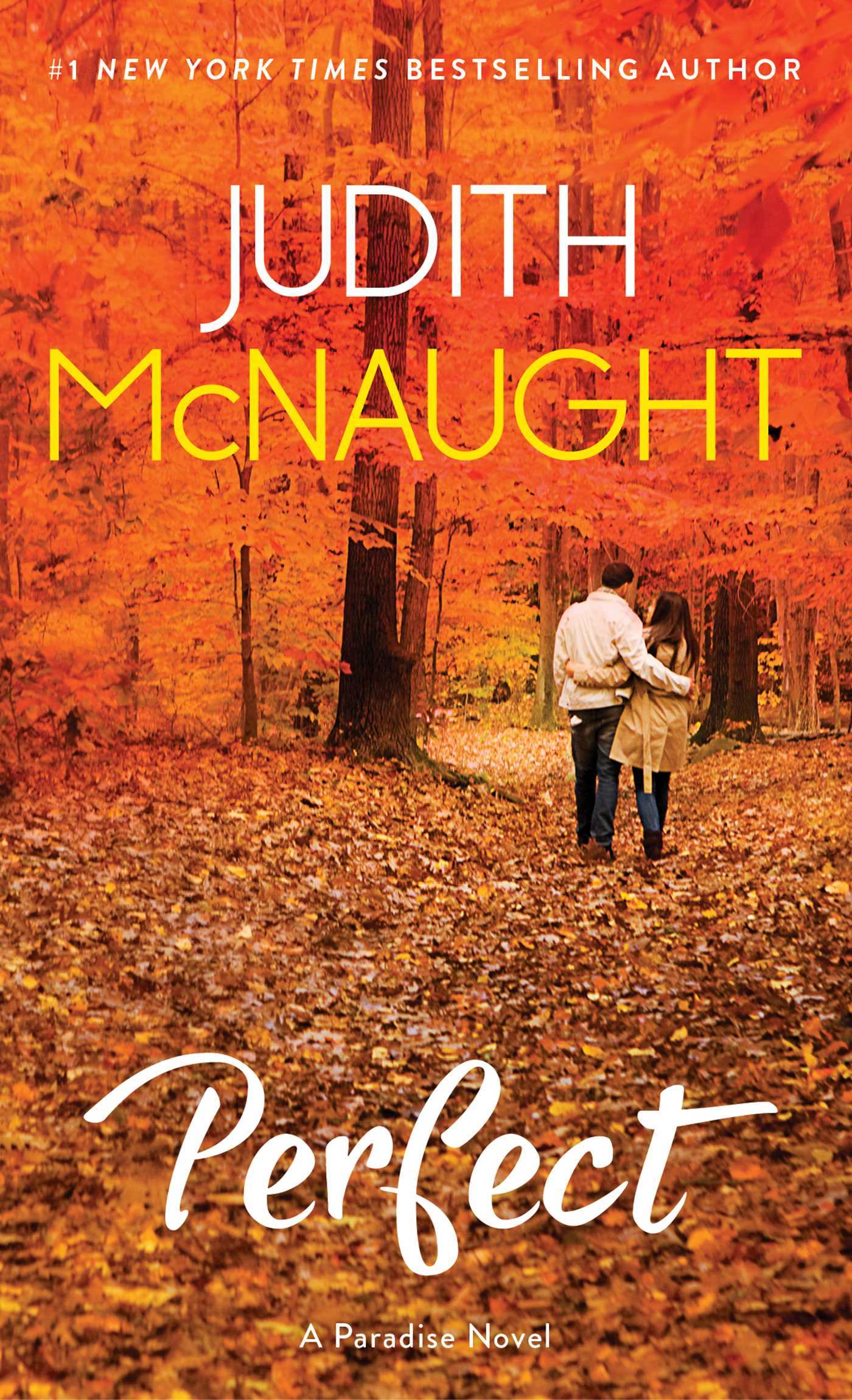 Perfect Book By Judith Mcnaught Official Publisher