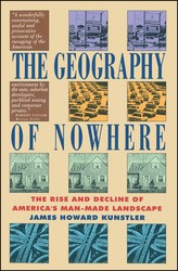 Geography of nowhere 9780671888251