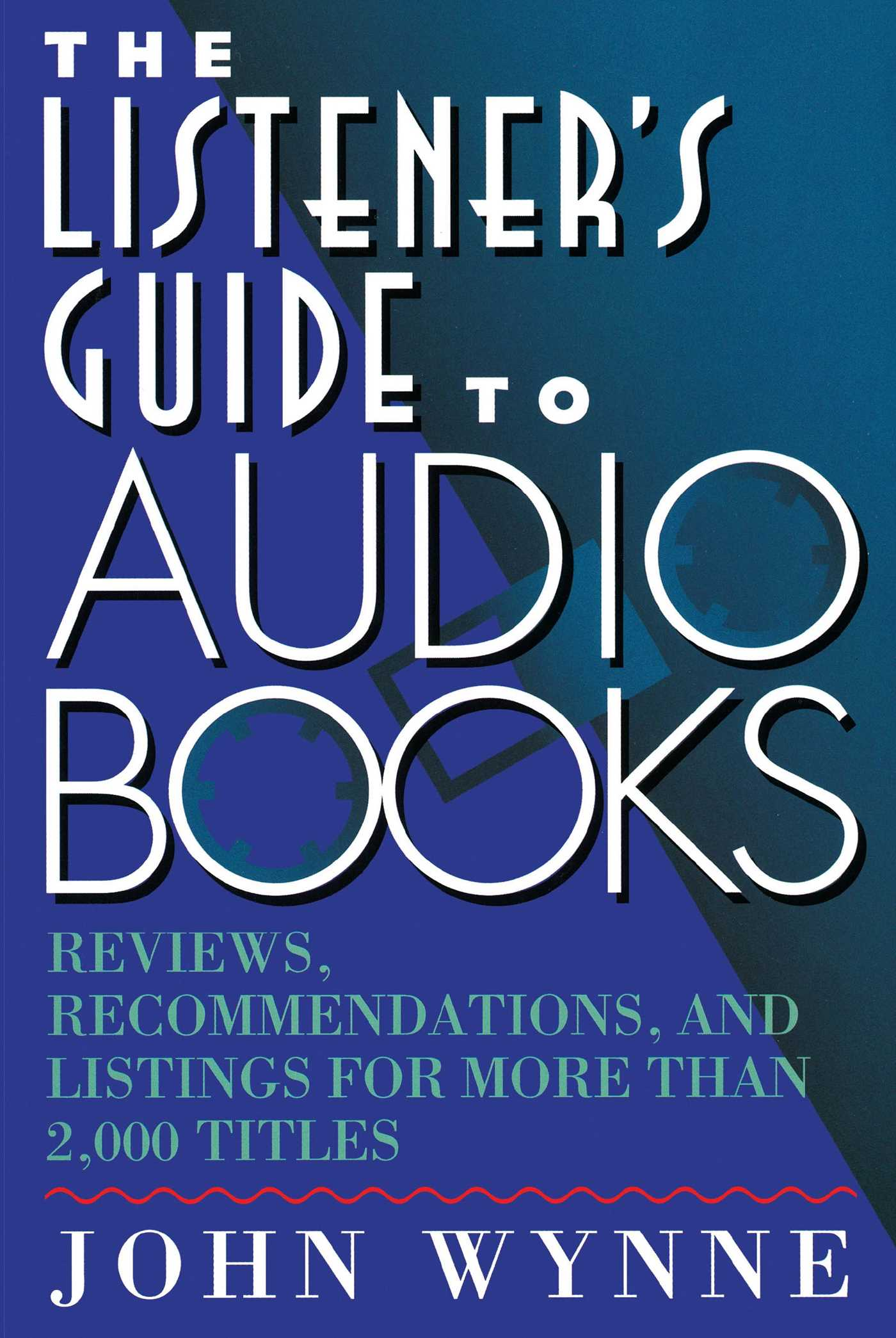 Listeners guide to audio books 9780684802398 hr