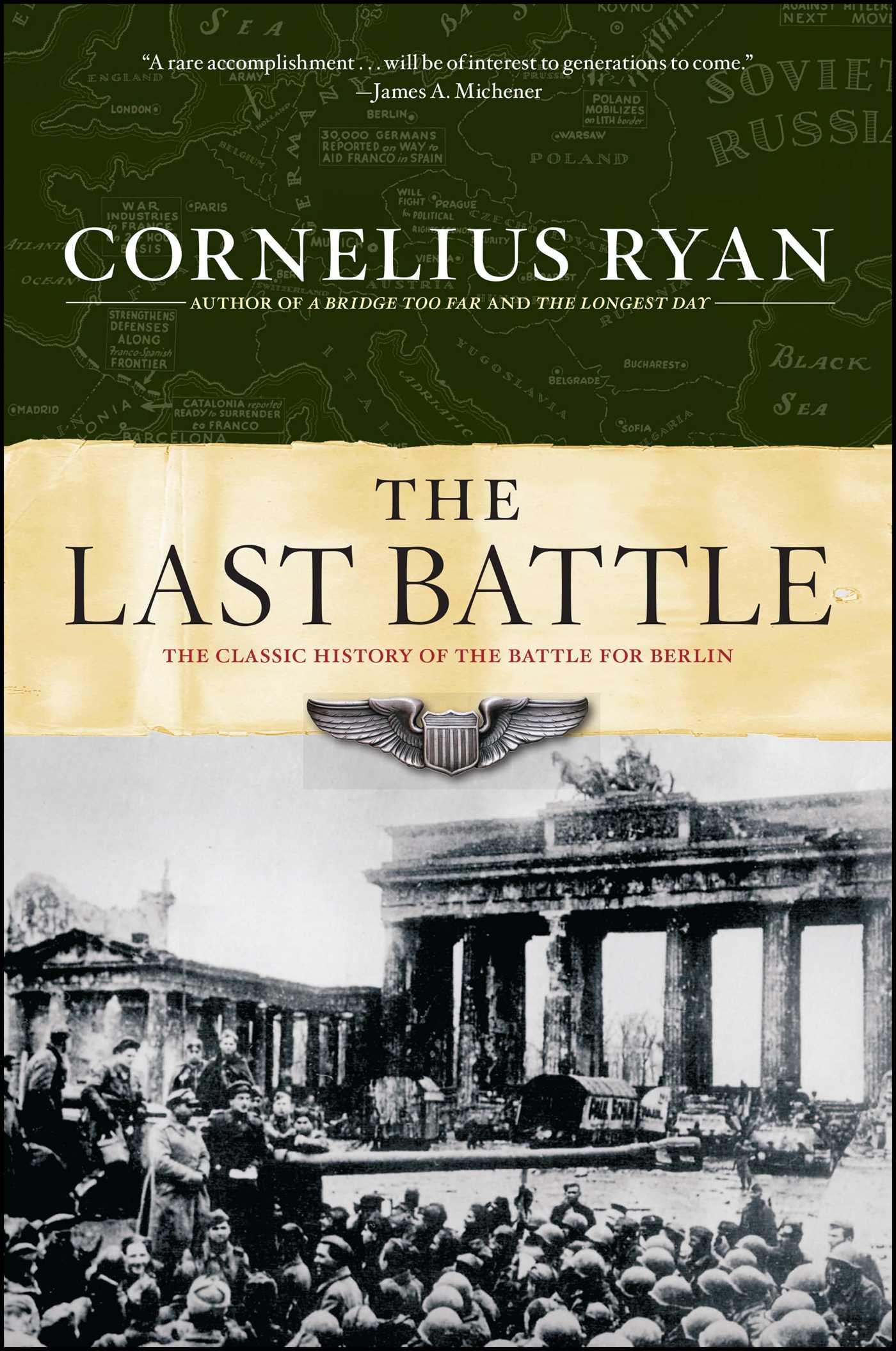 Last battle 9780684803296 hr