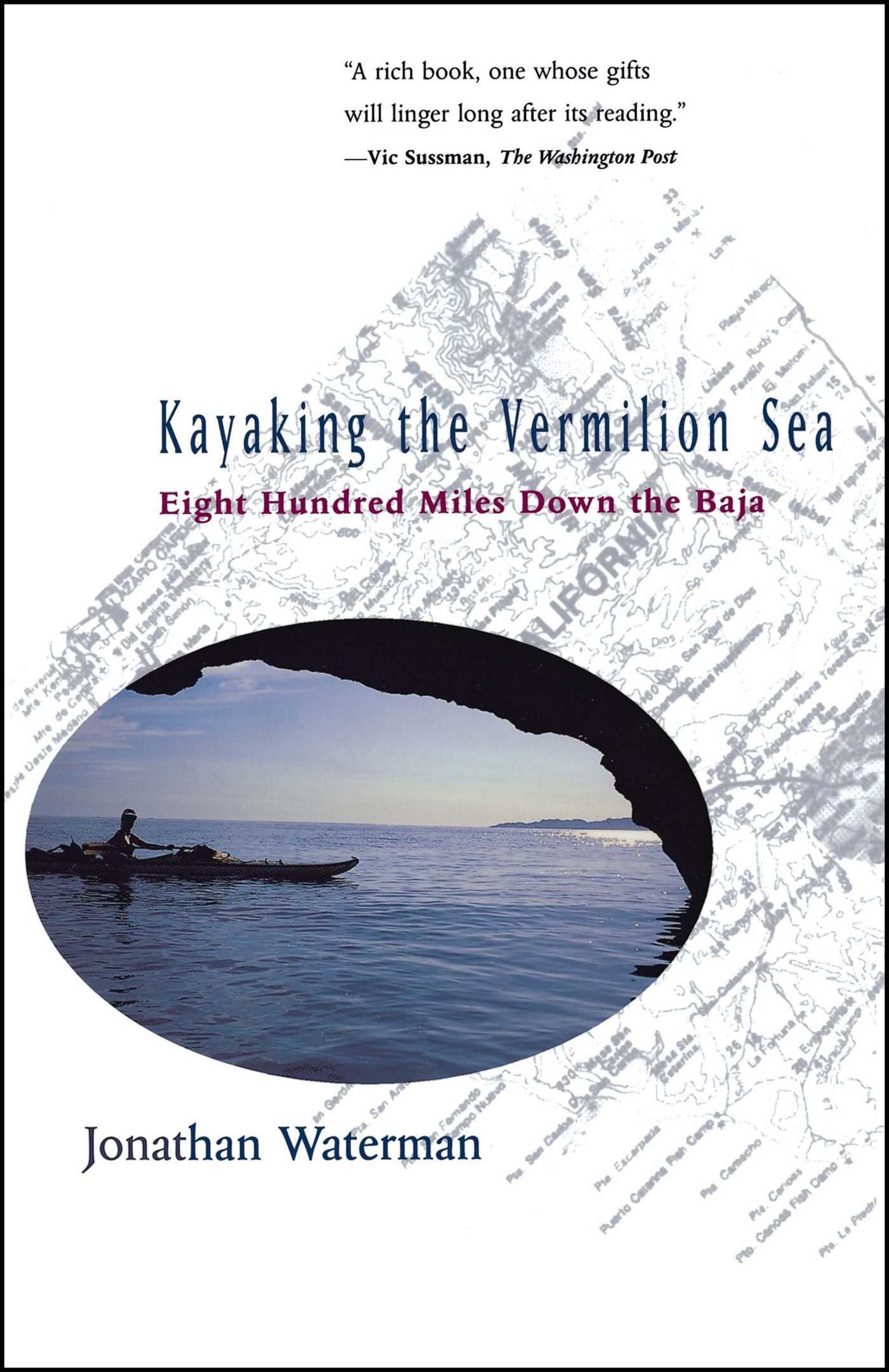Kayaking the vermilion sea 9780684803388 hr