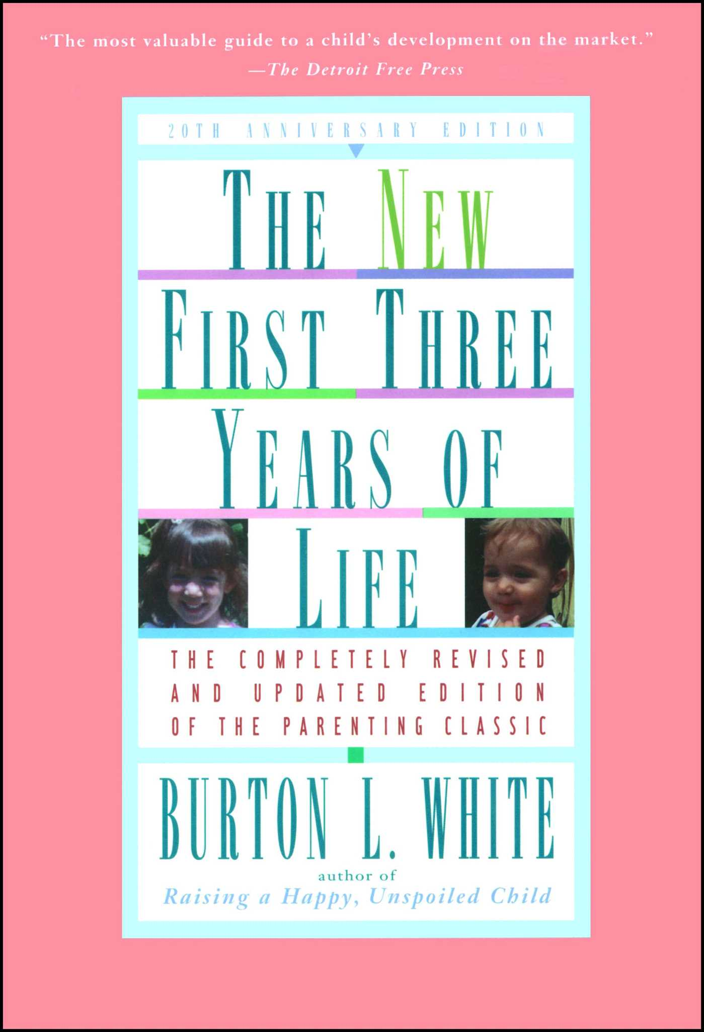 New first three years of life 9780684804194 hr