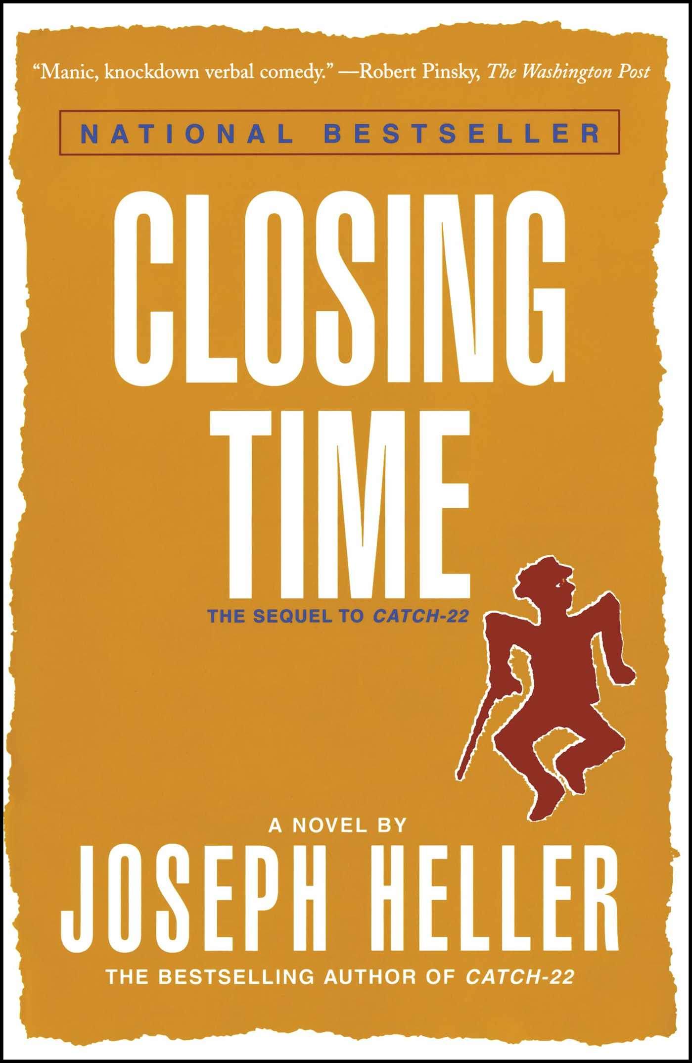 Book Cover Image (jpg): Closing Time