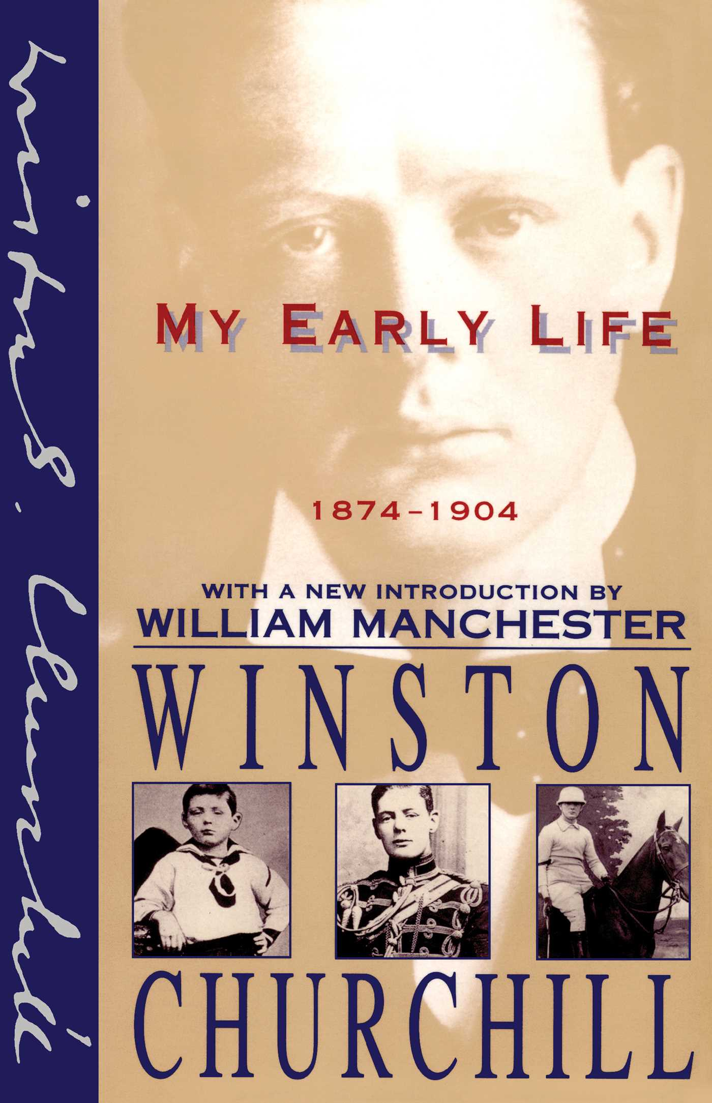 My Early Life Book By Winston Churchill William
