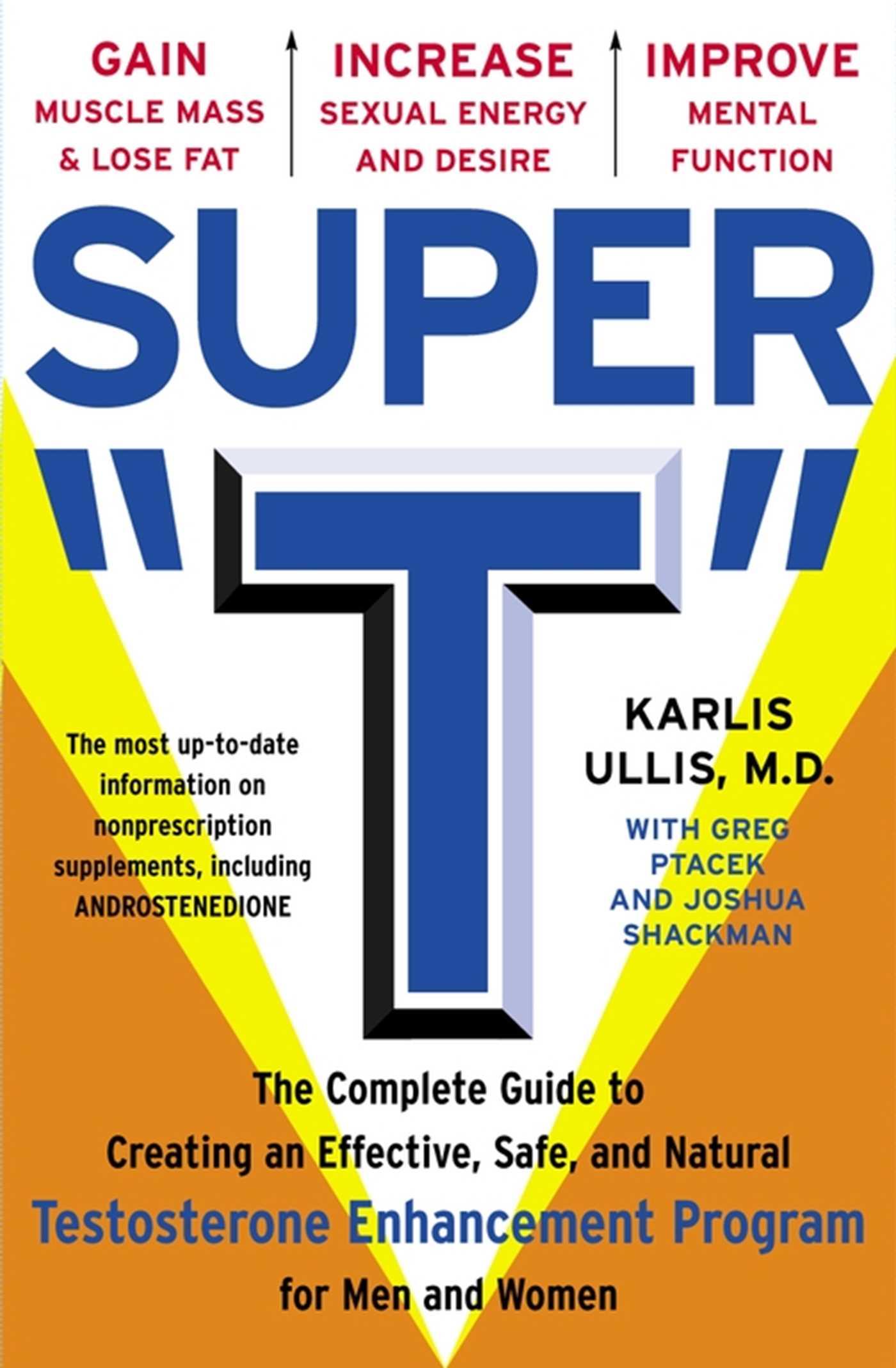 Super t 9780684824529 hr