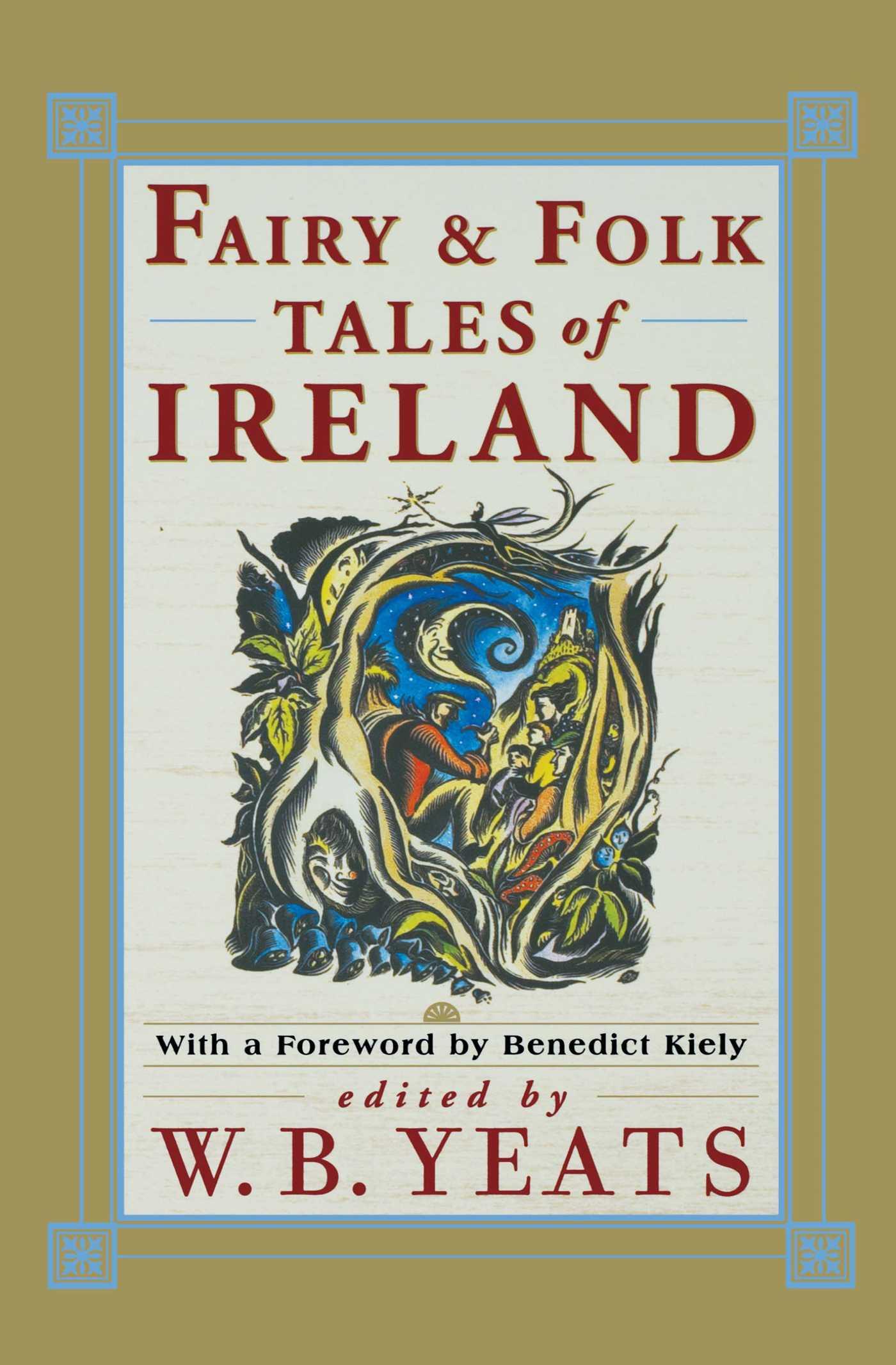 Irish fairy book