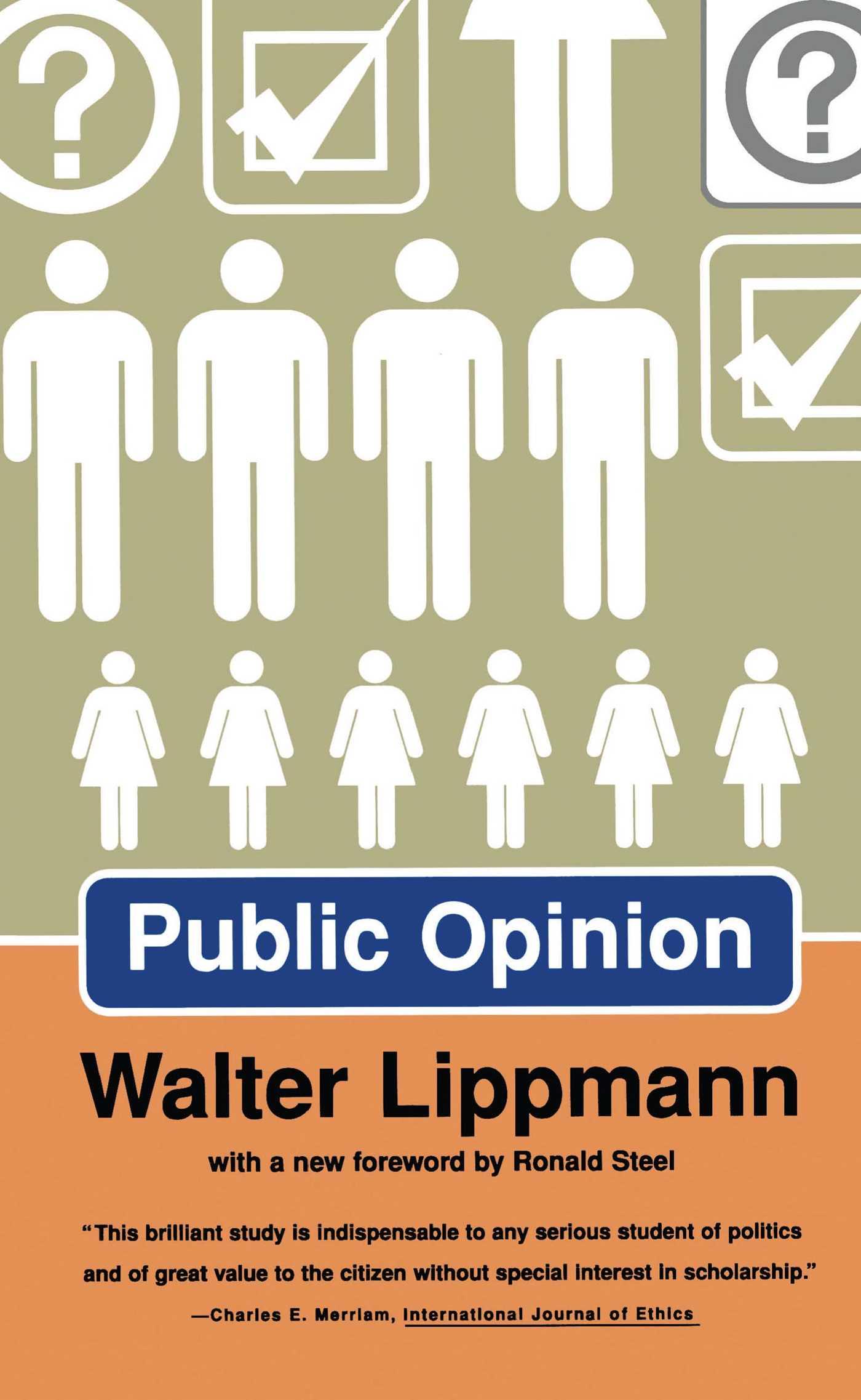 Public opinion 9780684833279 hr
