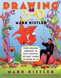 Drawing in 3 d with mark kistler 9780684833729