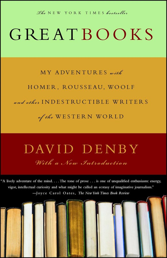 Great Books Book By David Denby Official Publisher Page Simon