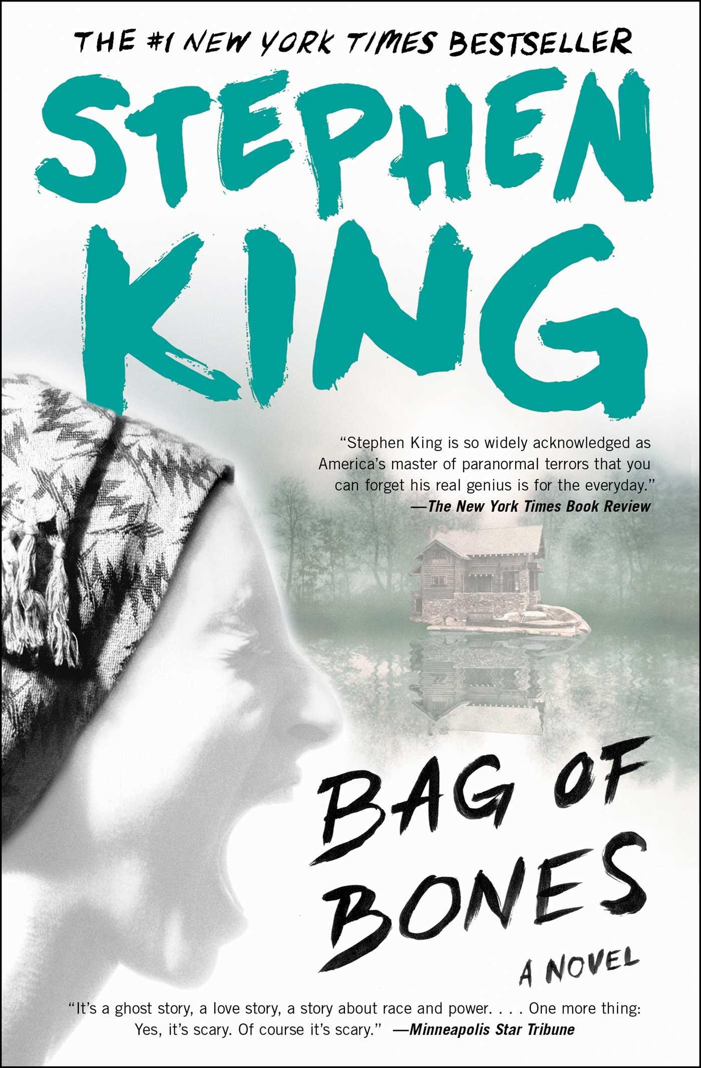 King, Stephen - Bag Of Bones