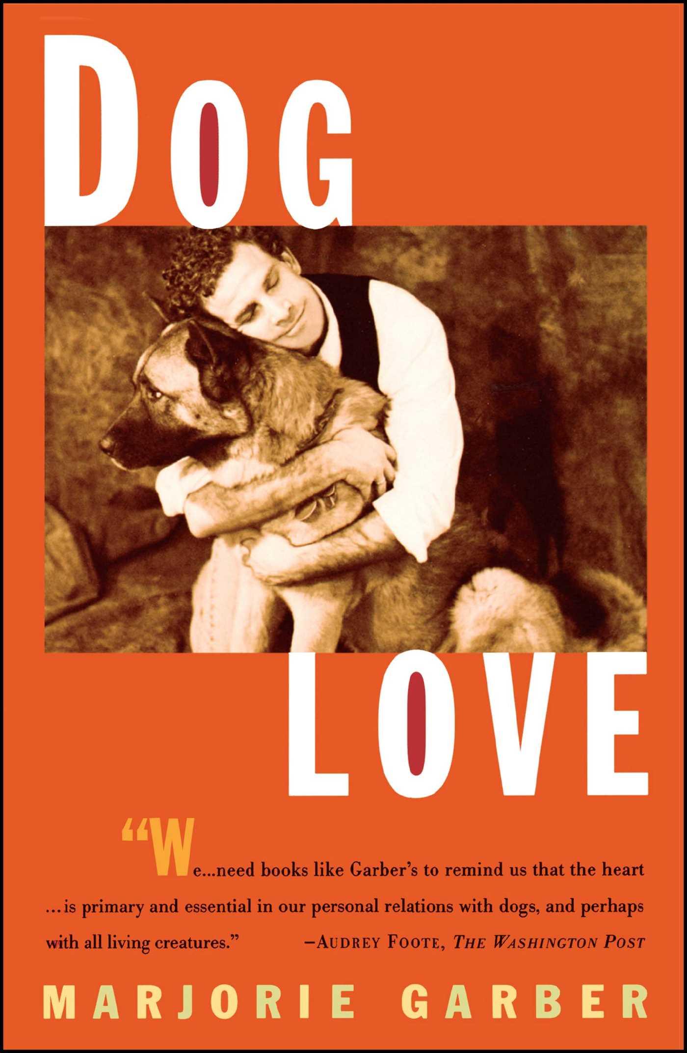 Dog love 9780684835525 hr