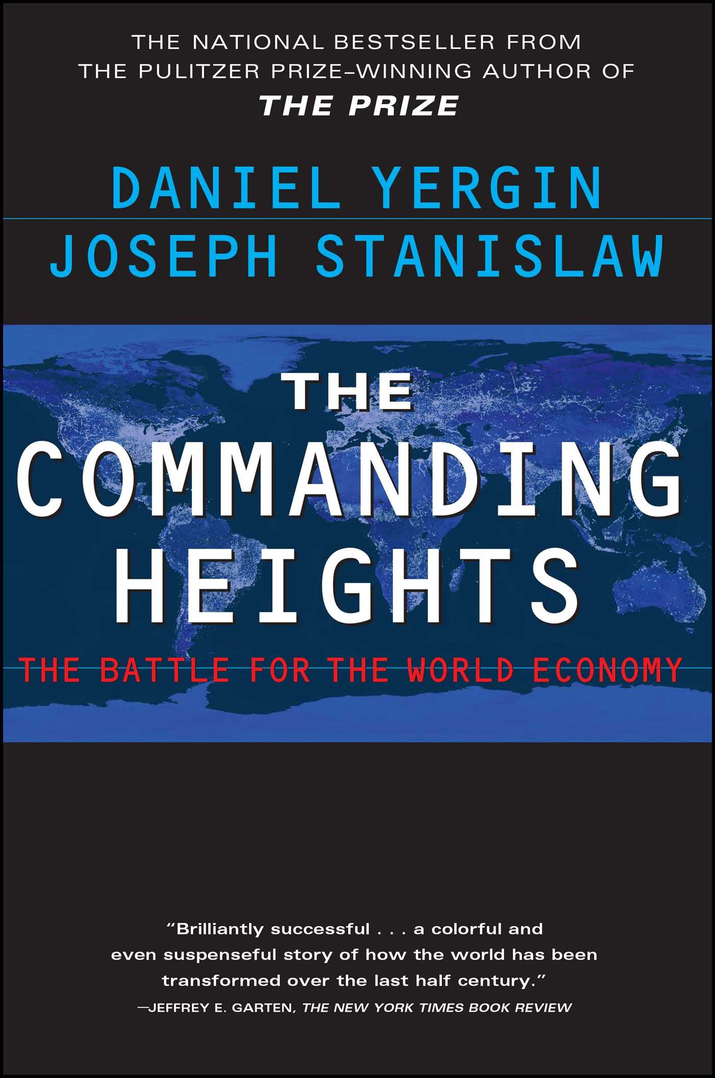 The commanding heights 9780684835693 hr