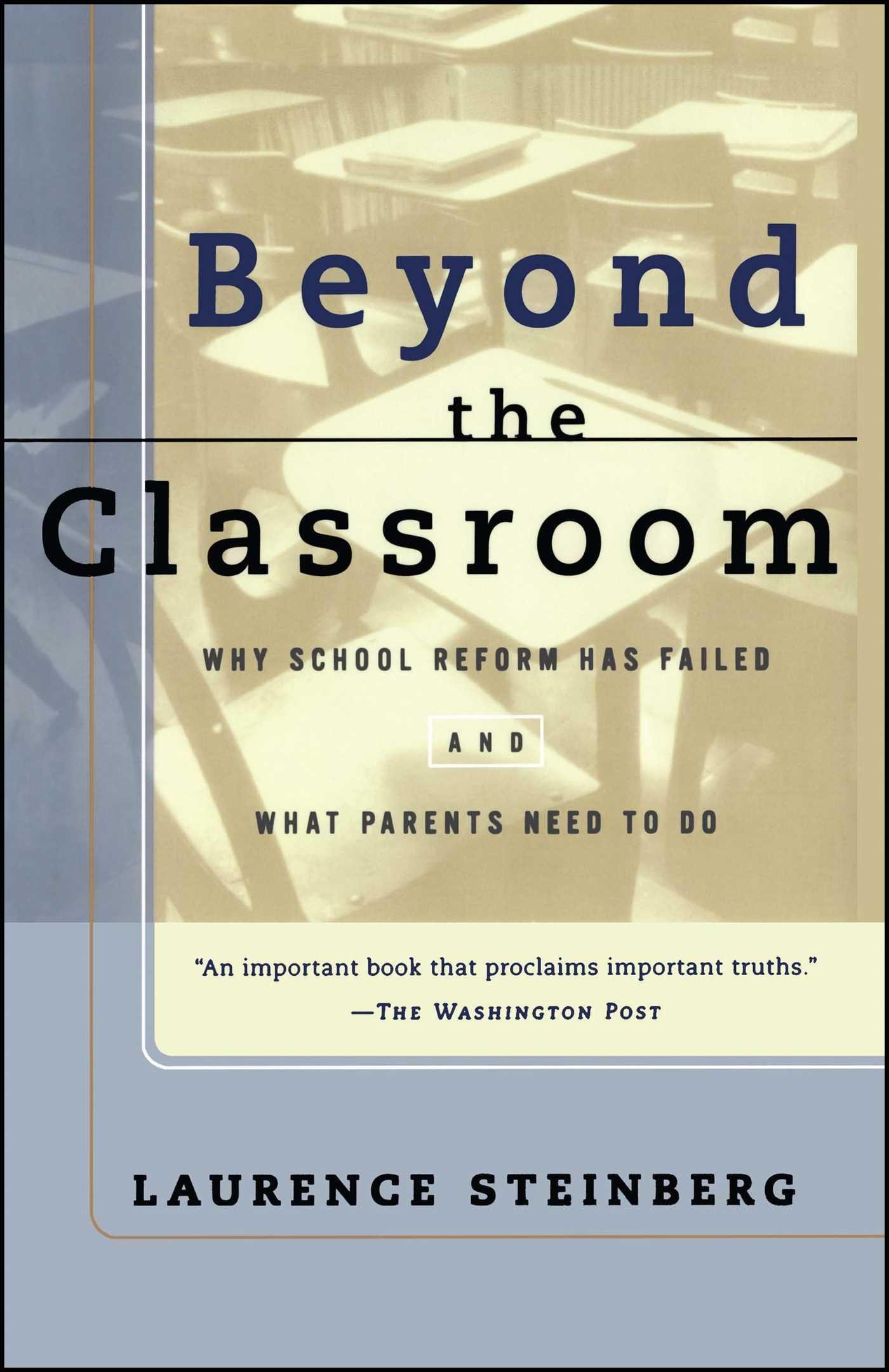Beyond the classroom 9780684835754 hr
