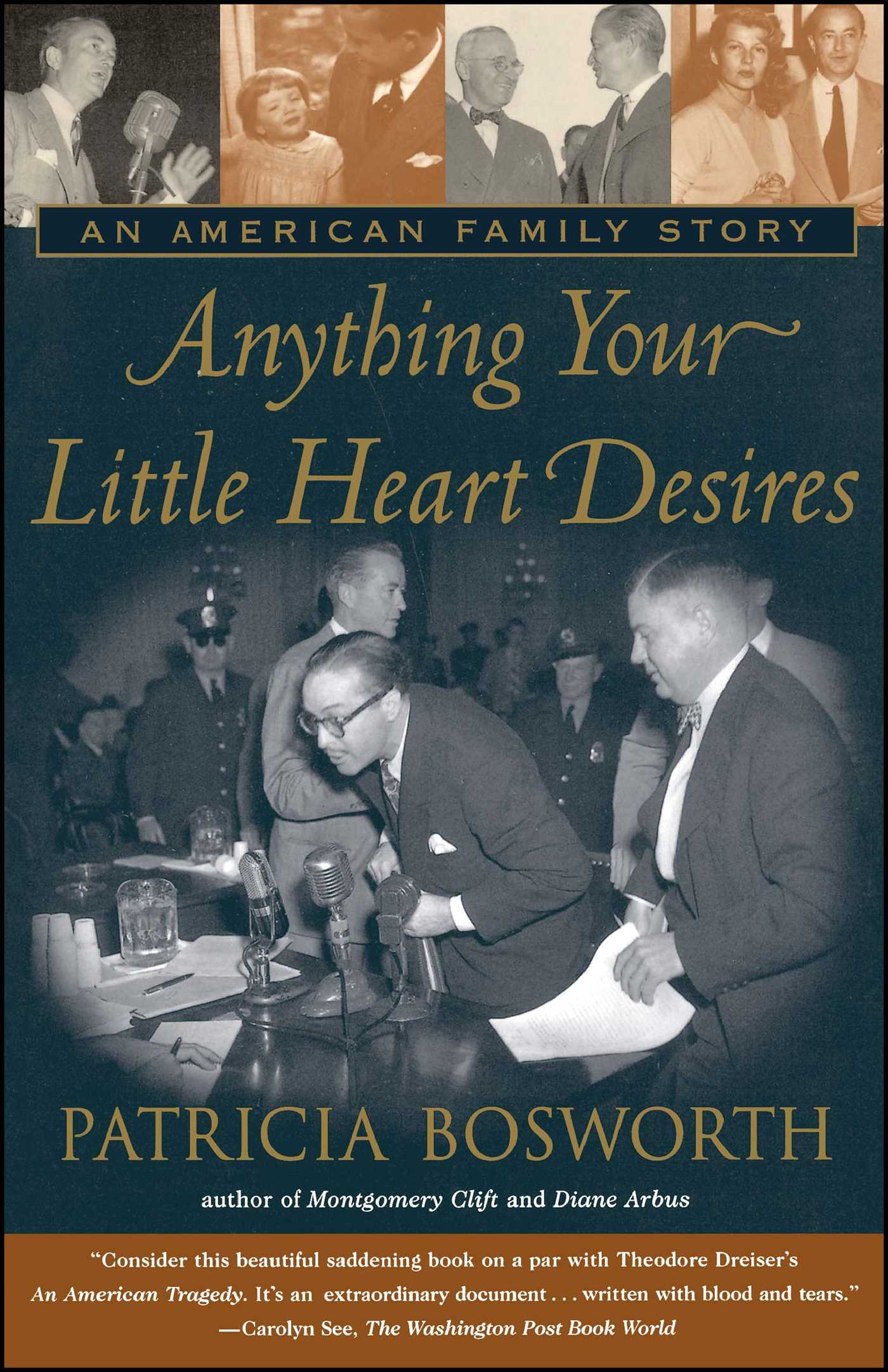 Anything Your Little Heart Desires | Book by Patricia ...