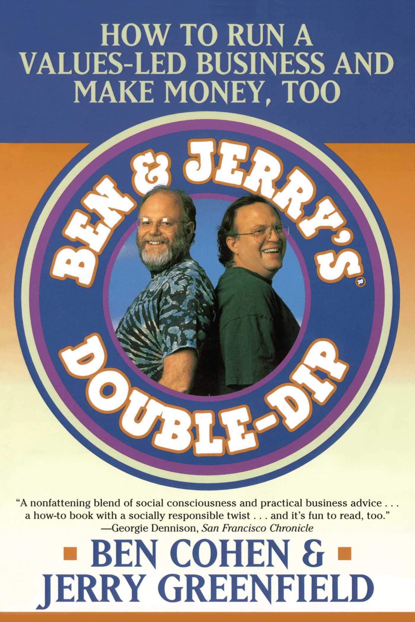 Ben jerrys double dip 9780684838557 hr