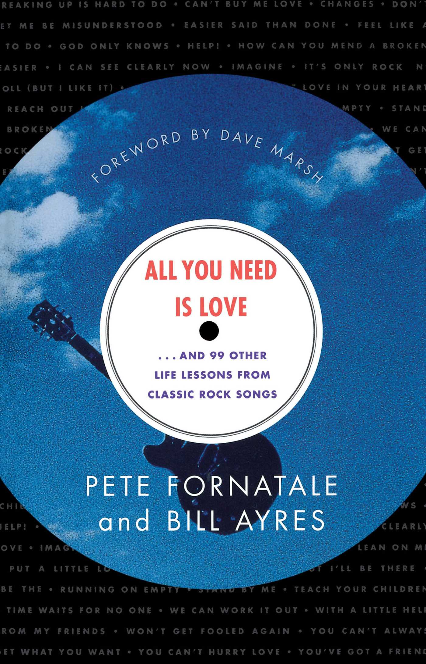 All You Need Is Love Book By Bill Ayres Pete Fornatale Official