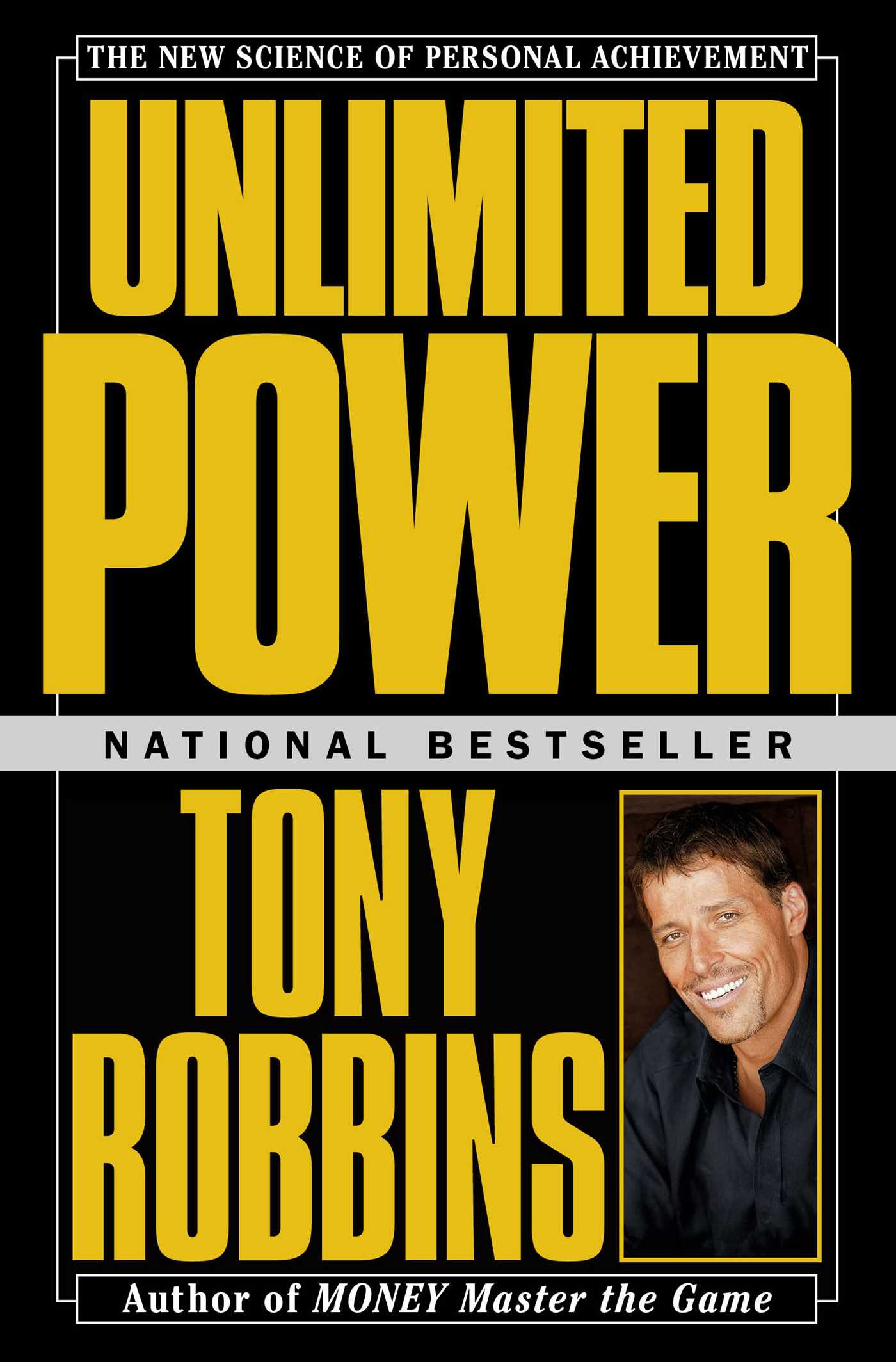 Unlimited Power | Book by Tony Robbins | Official Publisher