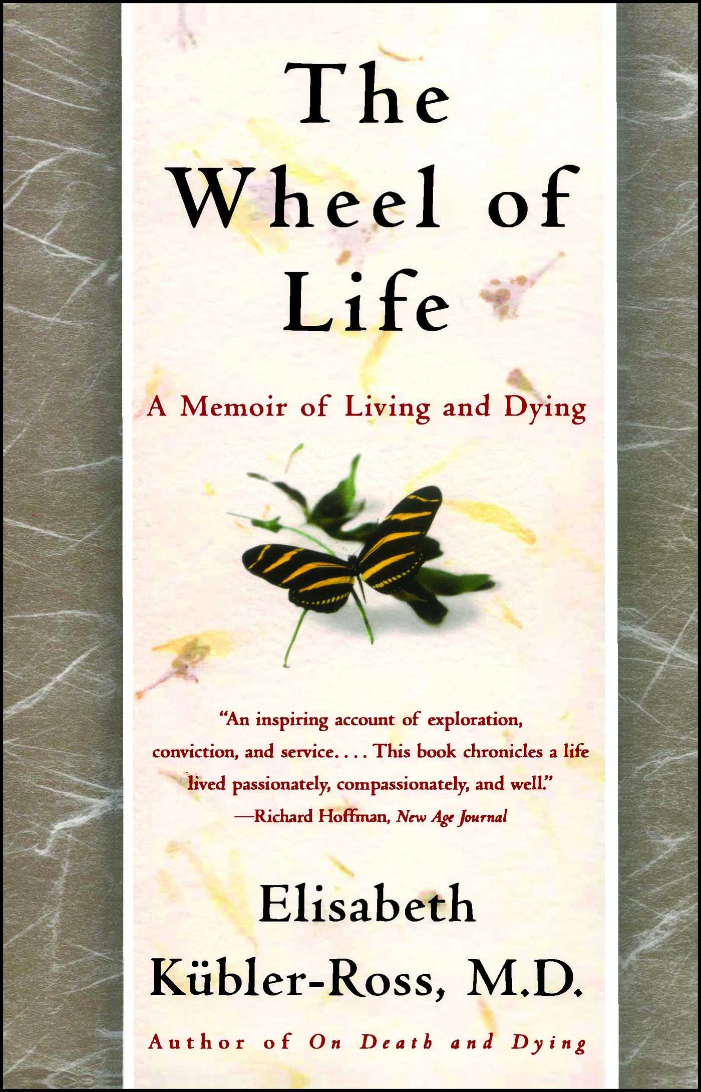 The Wheel of Life | Book by Elisabeth Kübler-Ross | Official
