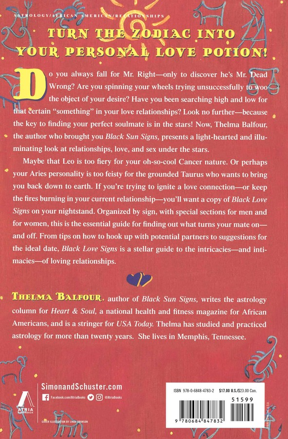 Black Love Signs | Book by Thelma Balfour | Official